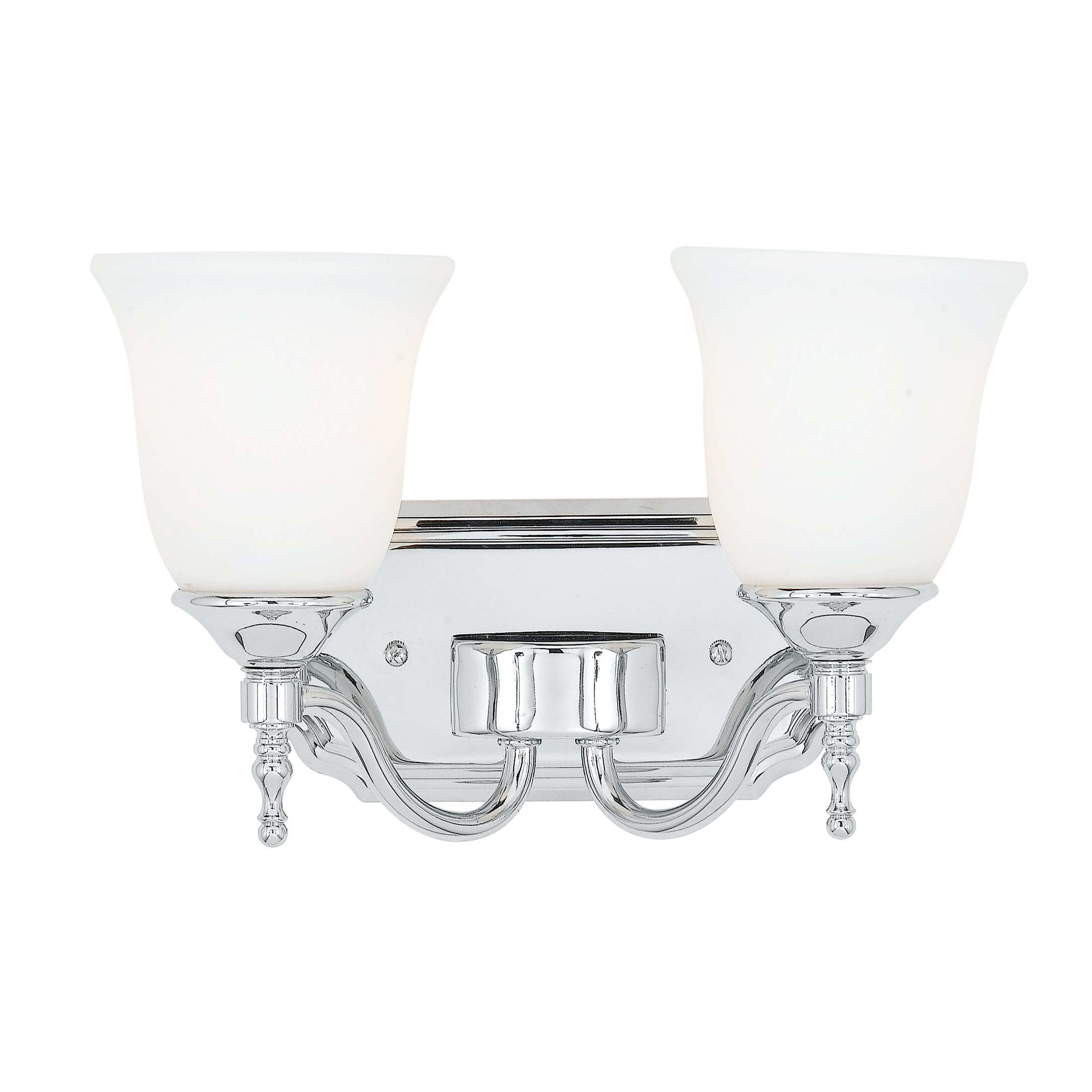 Quoizel Tritan 2 Light Bath Vanity Light Reviews Wayfair