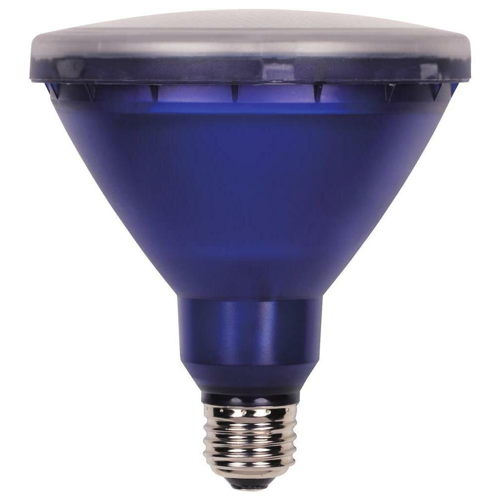 watt colored par38 reflector led light bulb by westinghouse lighting. Black Bedroom Furniture Sets. Home Design Ideas