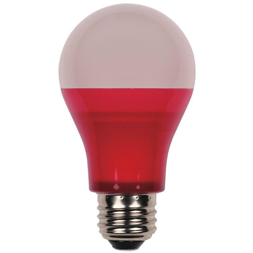 westinghouse lighting 6 watt 40 watt colored omni a19 led light bulb. Black Bedroom Furniture Sets. Home Design Ideas