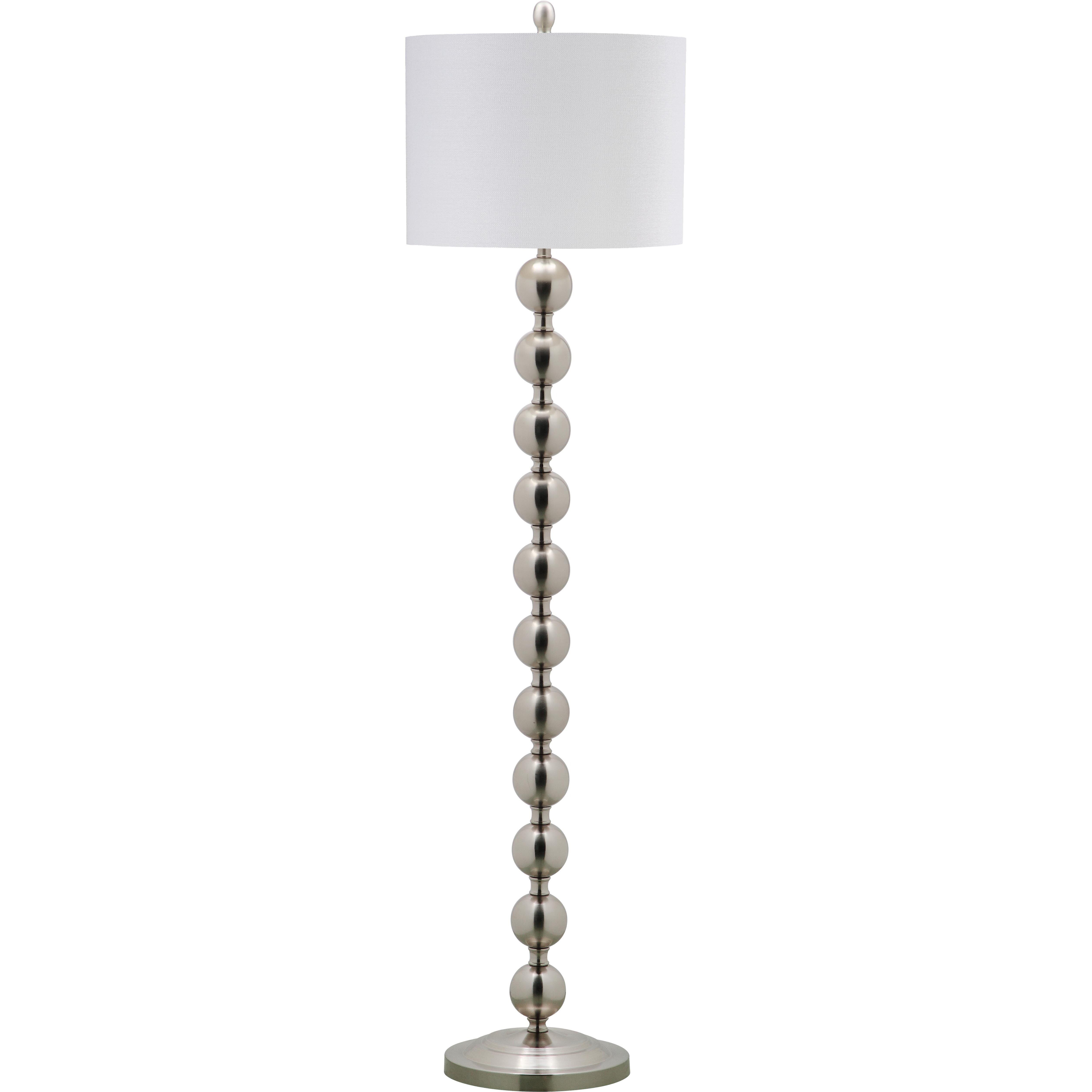Safavieh Reflections Stacked Ball 58 5 Quot Floor Lamp Amp Reviews Wayfair