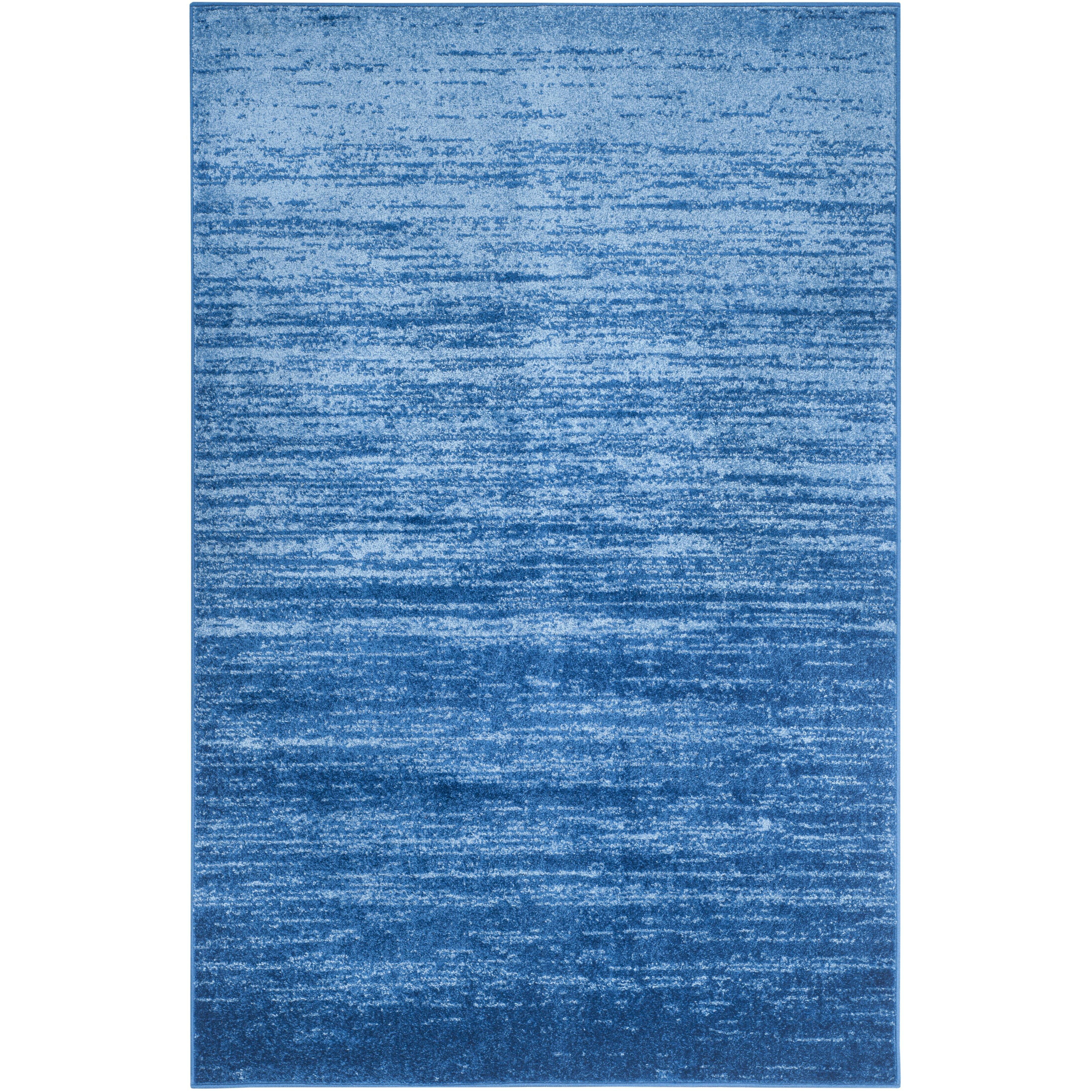 Safavieh Adirondack Light Blue Dark Blue Area Rug