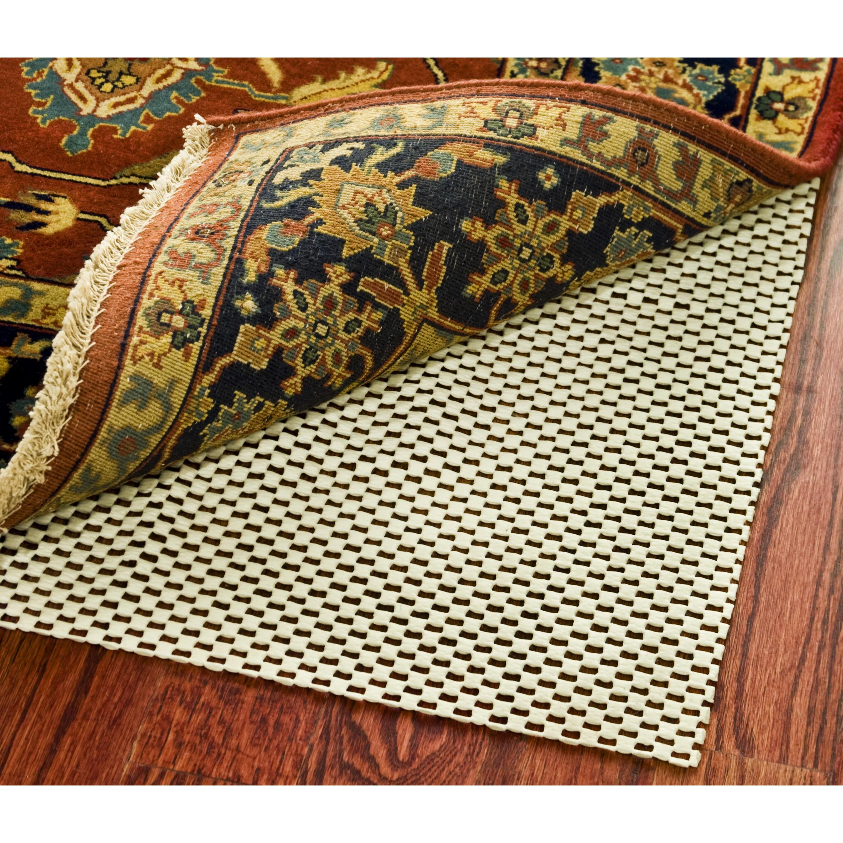 Rooster Tapestry Non Skid Rug: Darby Home Co Non-Slip Area Rug Pad & Reviews