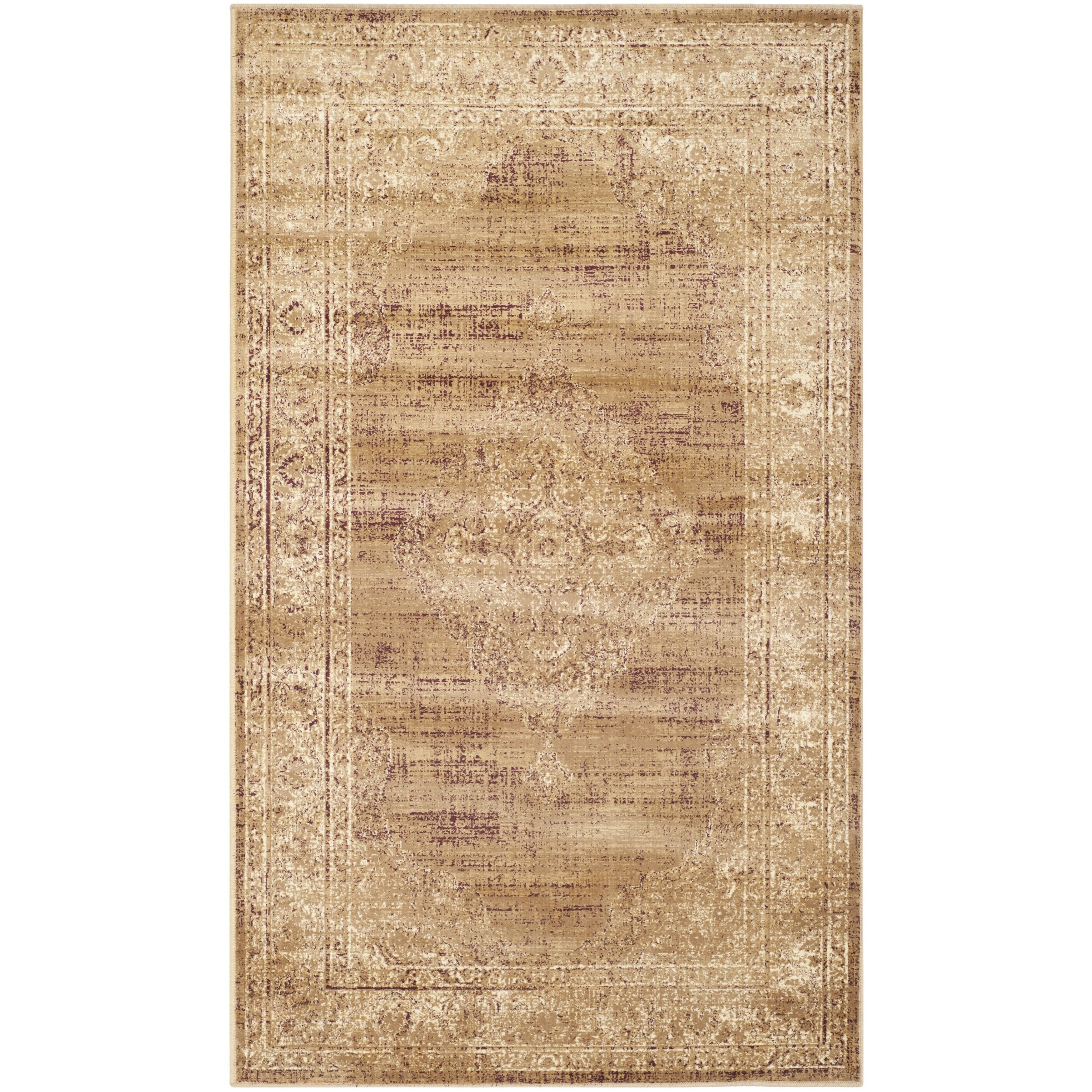 Safavieh Vintage Taupe Outdoor Area Rug & Reviews
