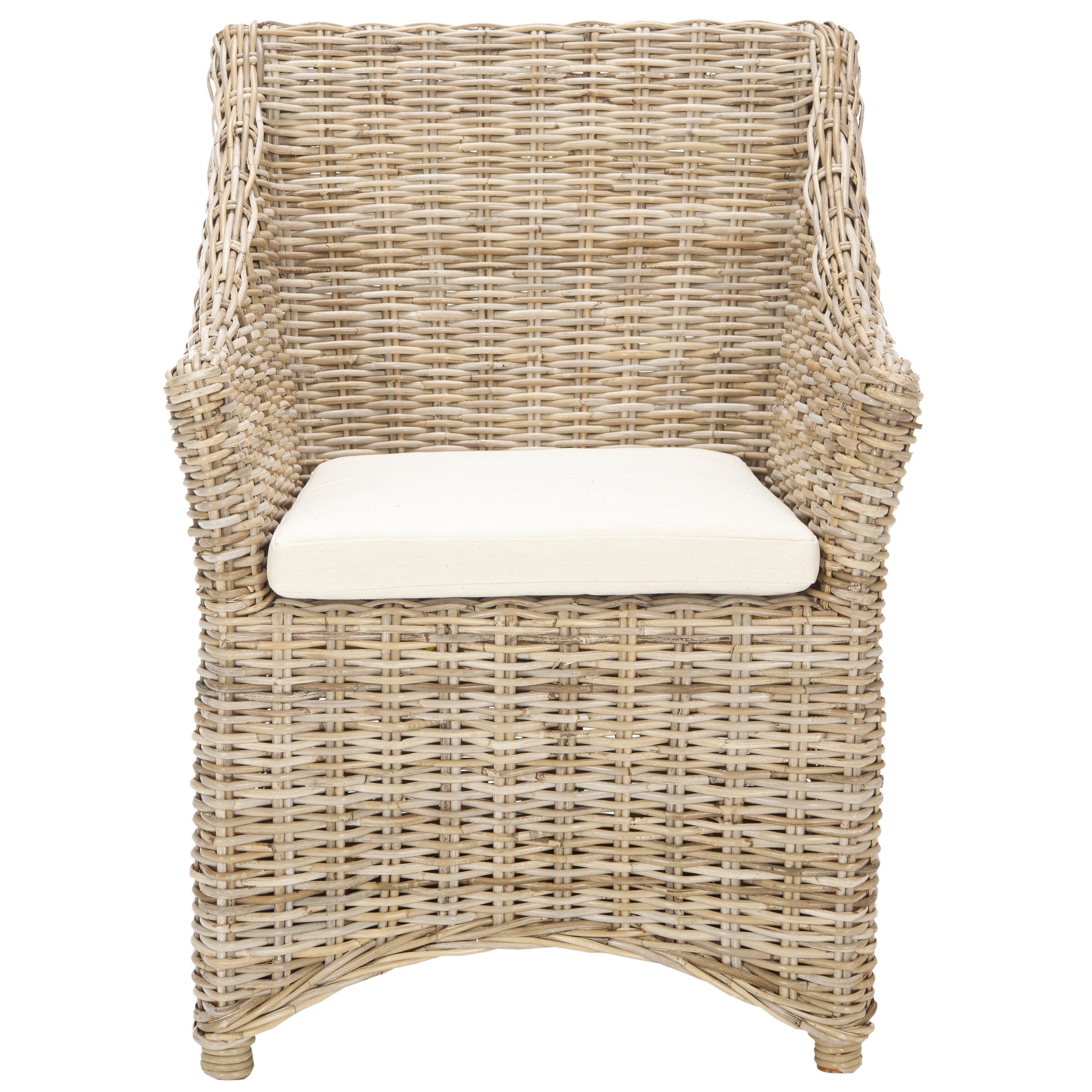 Ikea Off White Rug Release Date: Safavieh Mollie Arm Chair & Reviews
