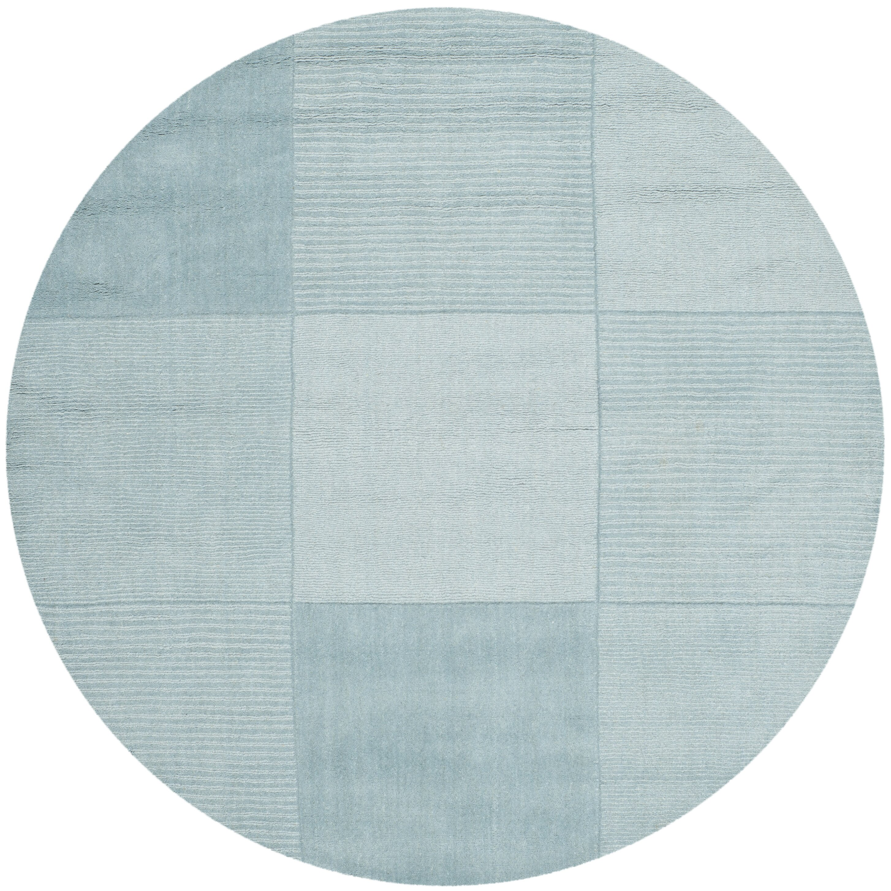 Impressions Blue Outdoor Area Rug