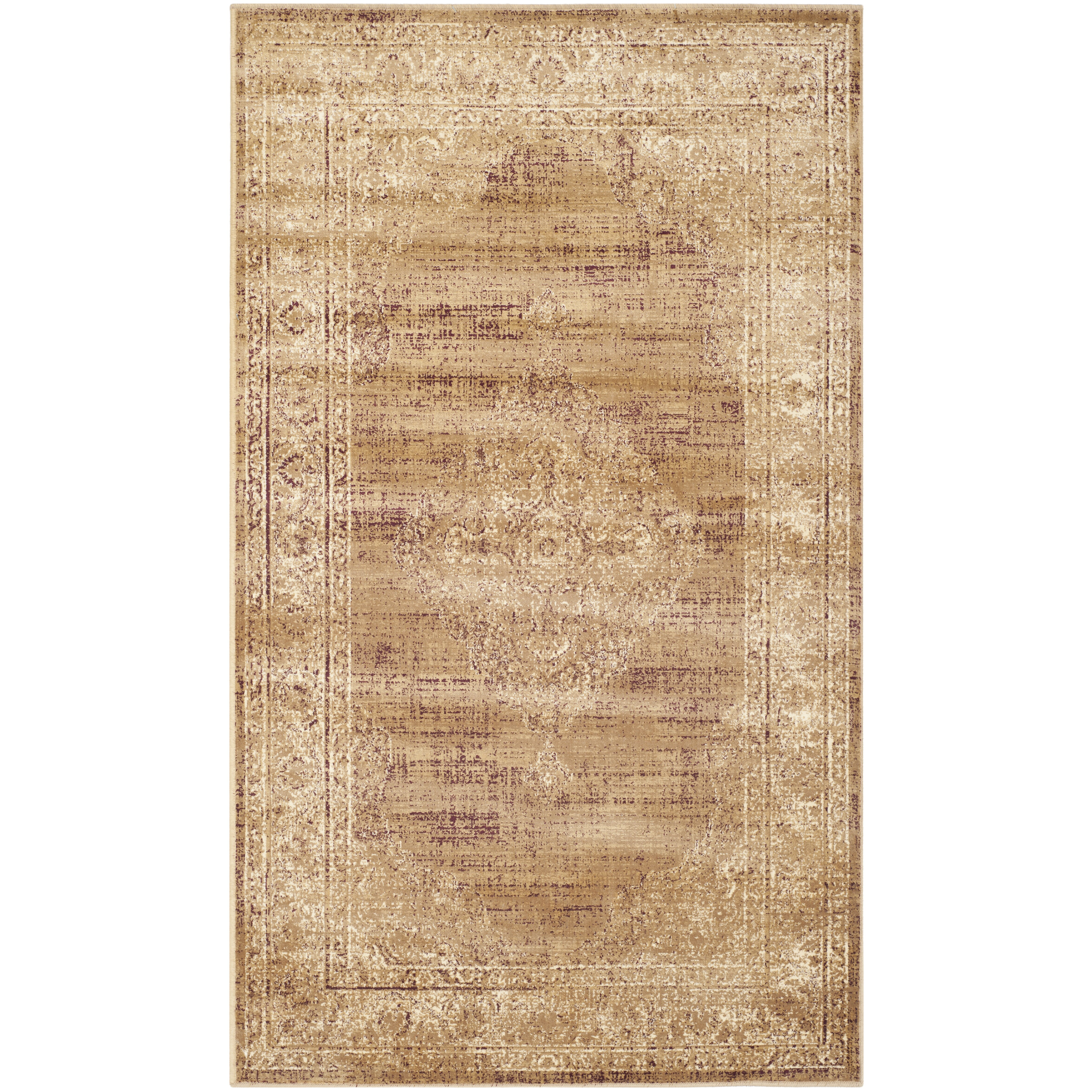 Safavieh Vintage Taupe Outdoor Rug & Reviews