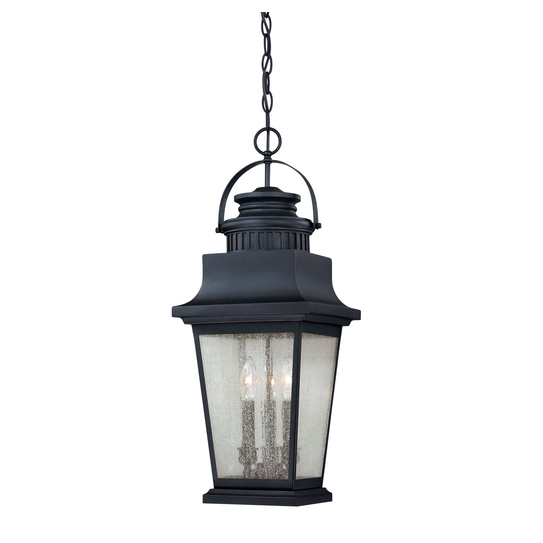 Wayfair Outdoor Hanging Lights: Barrister 3 Light Outdoor Hanging Lantern