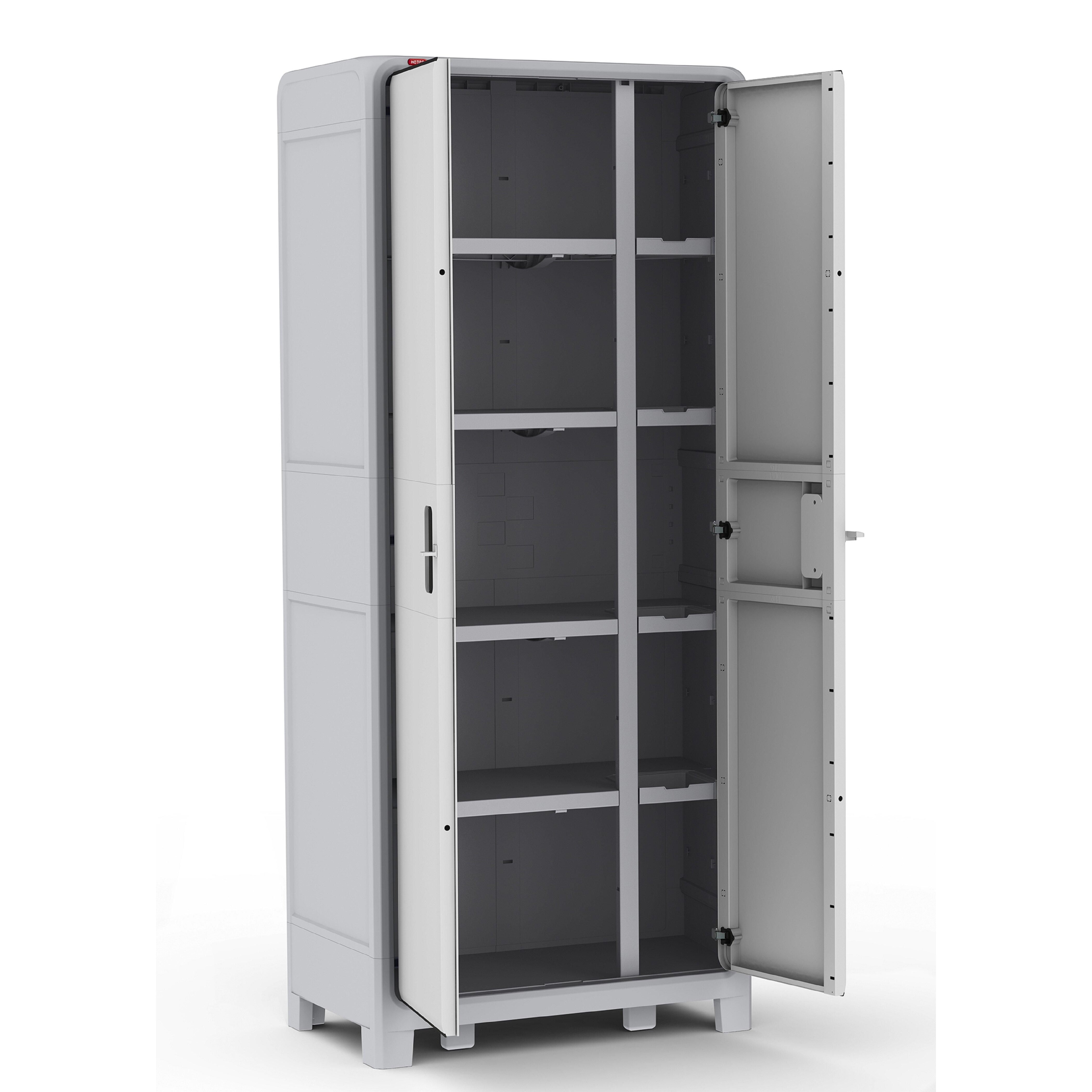Keter Optima Wonder Storage Cabinet Amp Reviews Wayfair