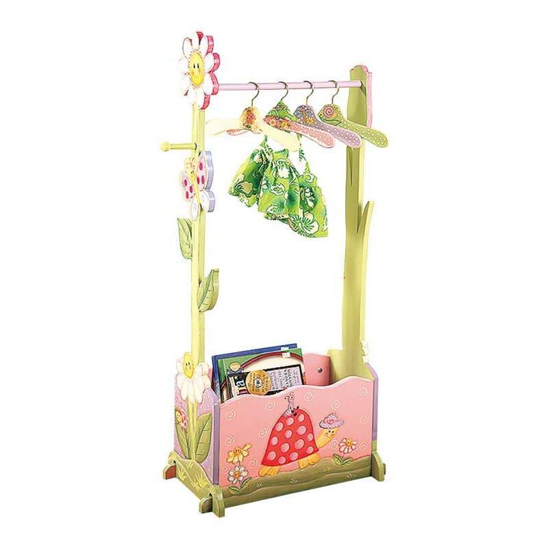 Teamson Kids Magic Garden Coat Rack Reviews Wayfair