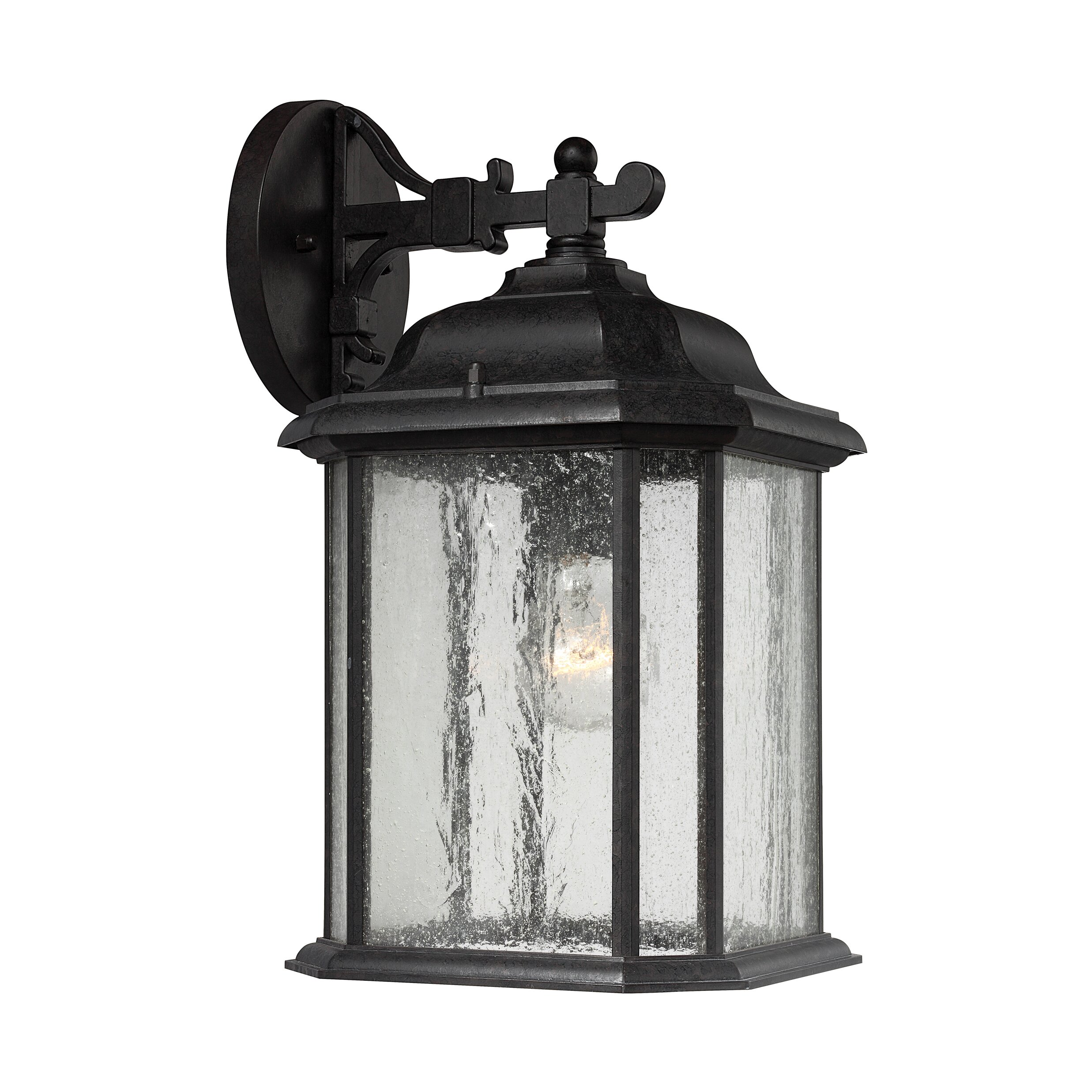 Sea Gull Lights: Sea Gull Lighting Kent 1 Light Outdoor Wall Lantern