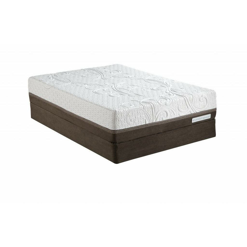 "Acumen 12"" Gel Memory Foam Mattress"