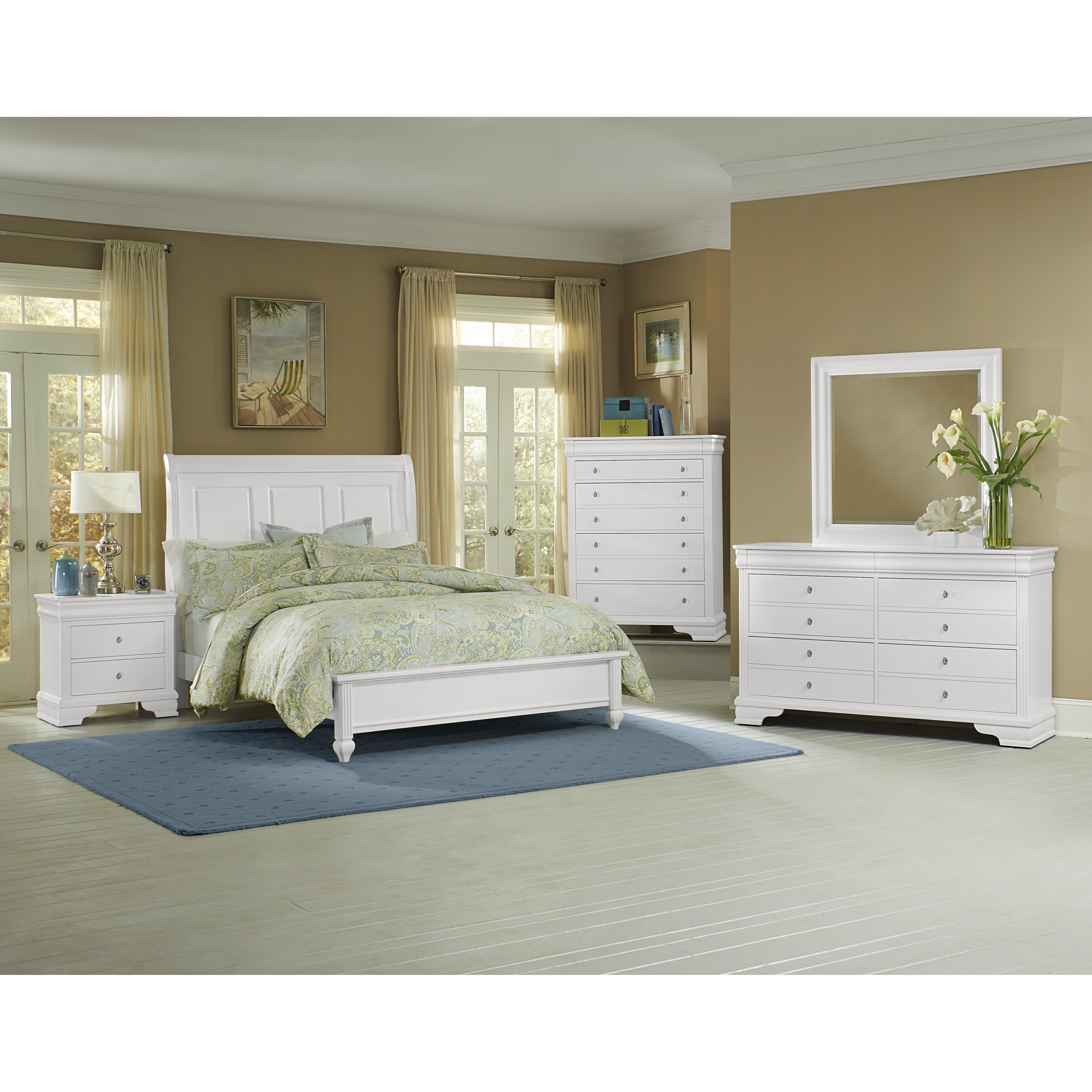 Vaughan Bassett French Market Customizable Bedroom Set & Reviews