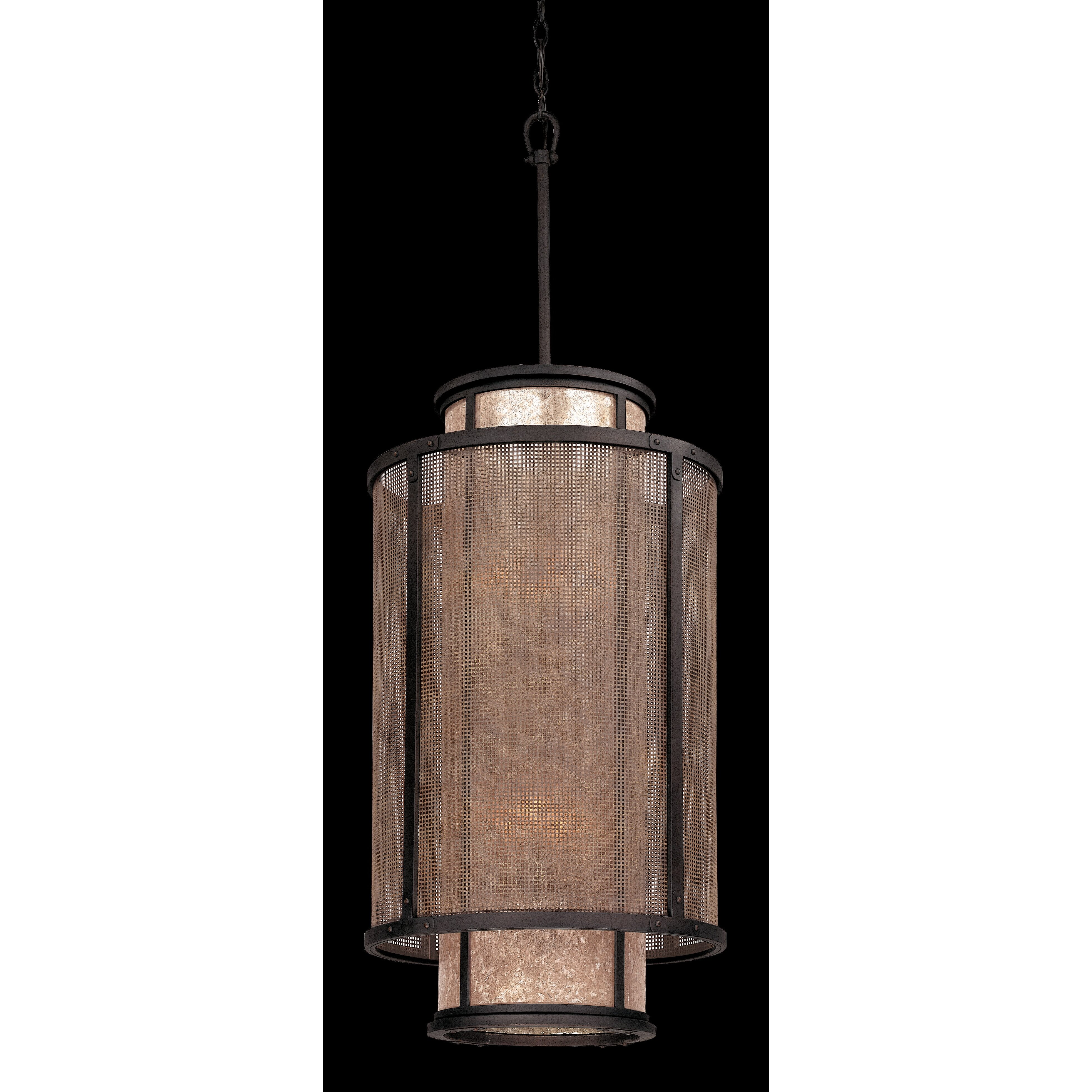 copper mountain 8 light pendant wayfair. Black Bedroom Furniture Sets. Home Design Ideas