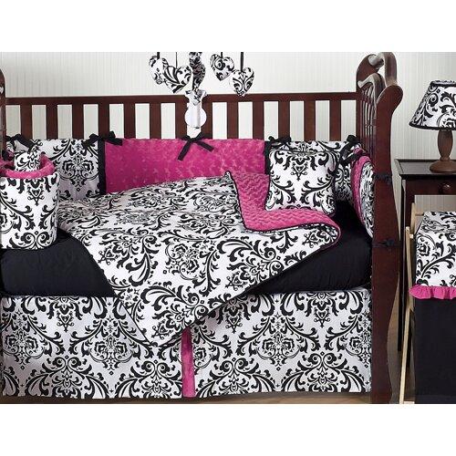 Sweet Jojo Isabella Crib Bedding