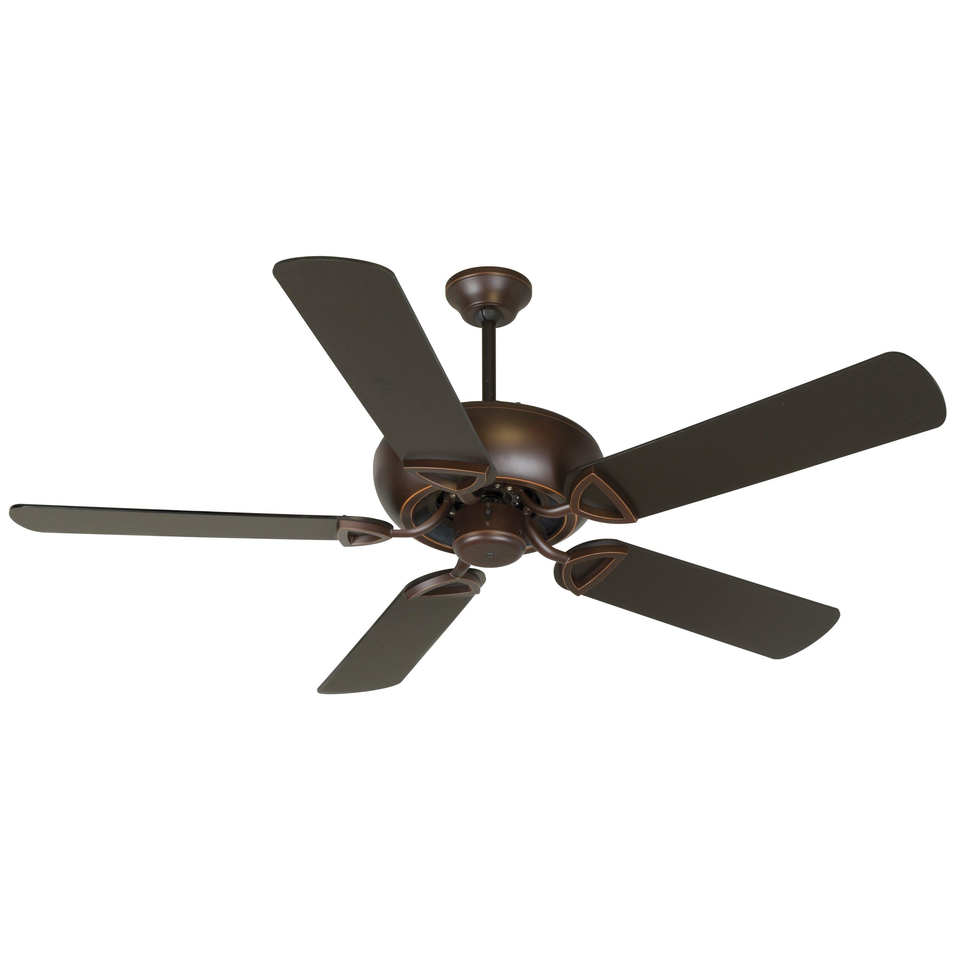 52 Leeward 5 Blade Ceiling Fan Wayfair
