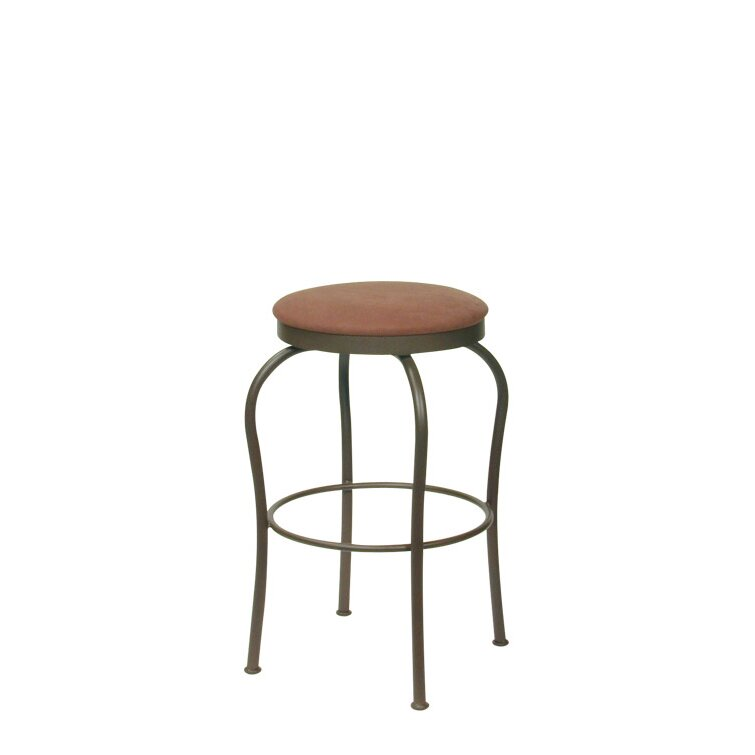 fred bar stool with cushion wayfair