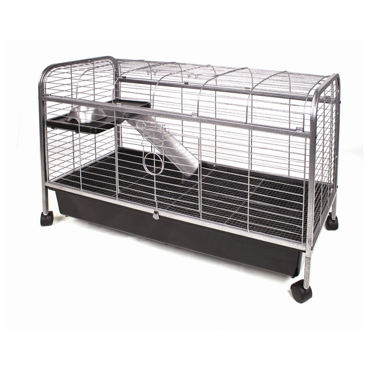 Living Room Series Rabbit Cage With Pull Out Pan