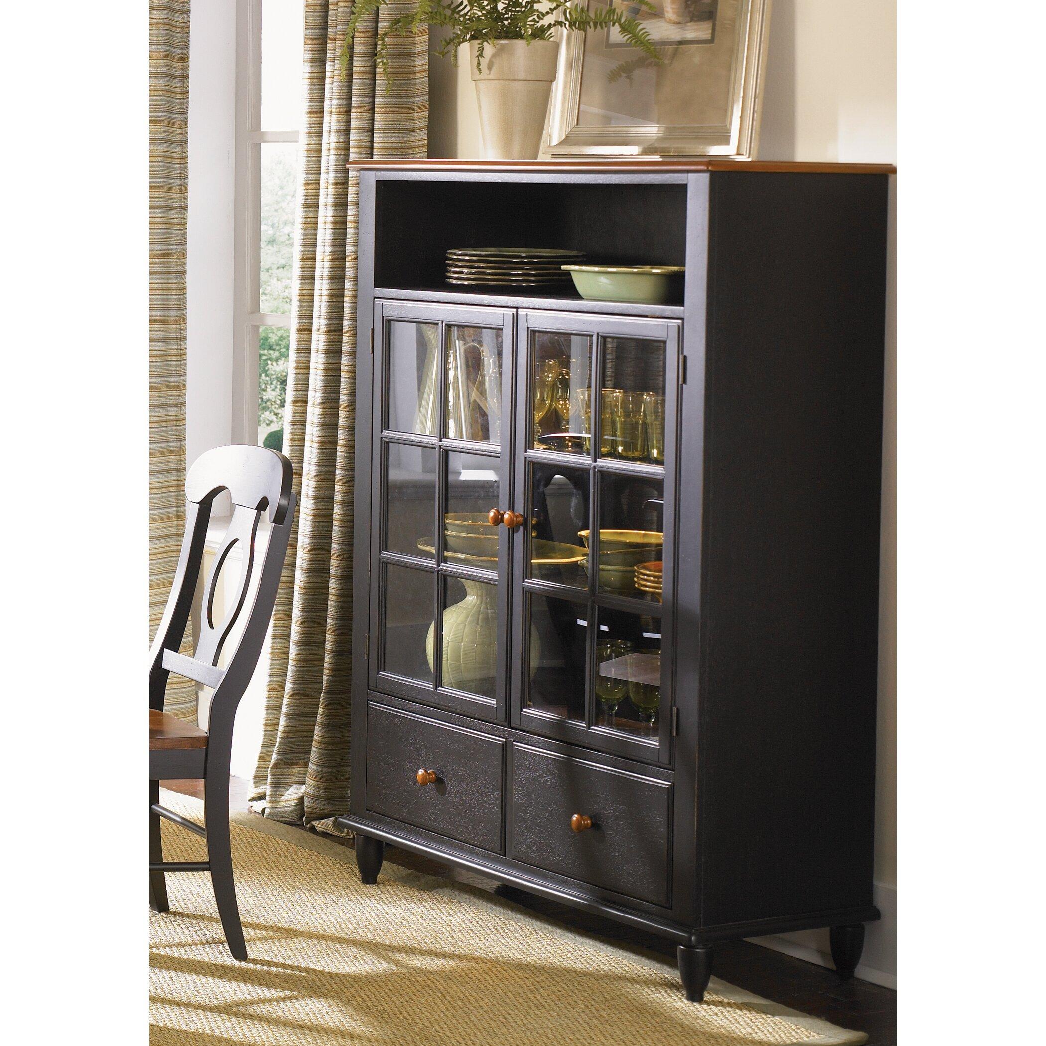 Liberty Furniture Curio Cabinet & Reviews | Wayfair