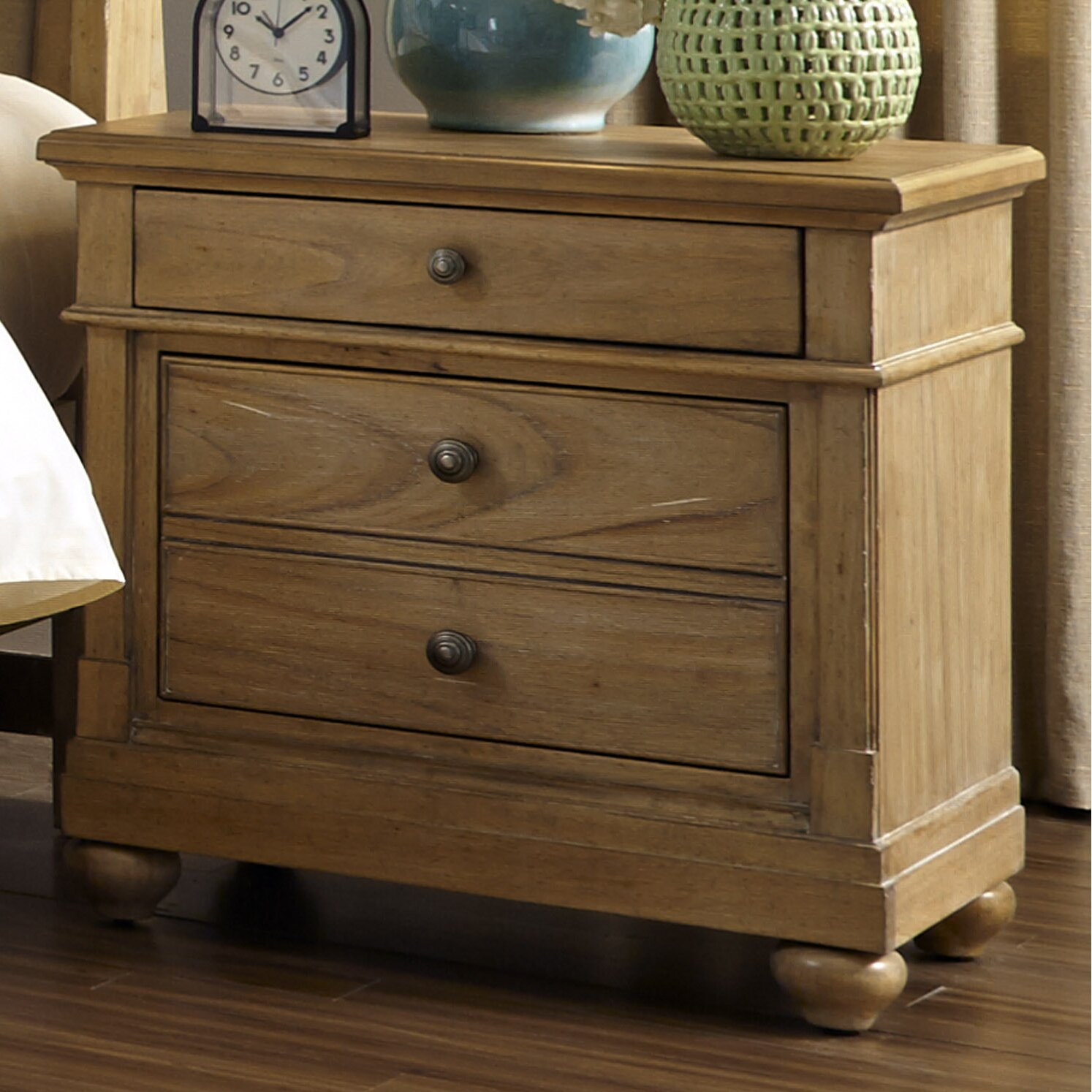 Liberty Furniture 3 Drawer Bachelor s Chest & Reviews