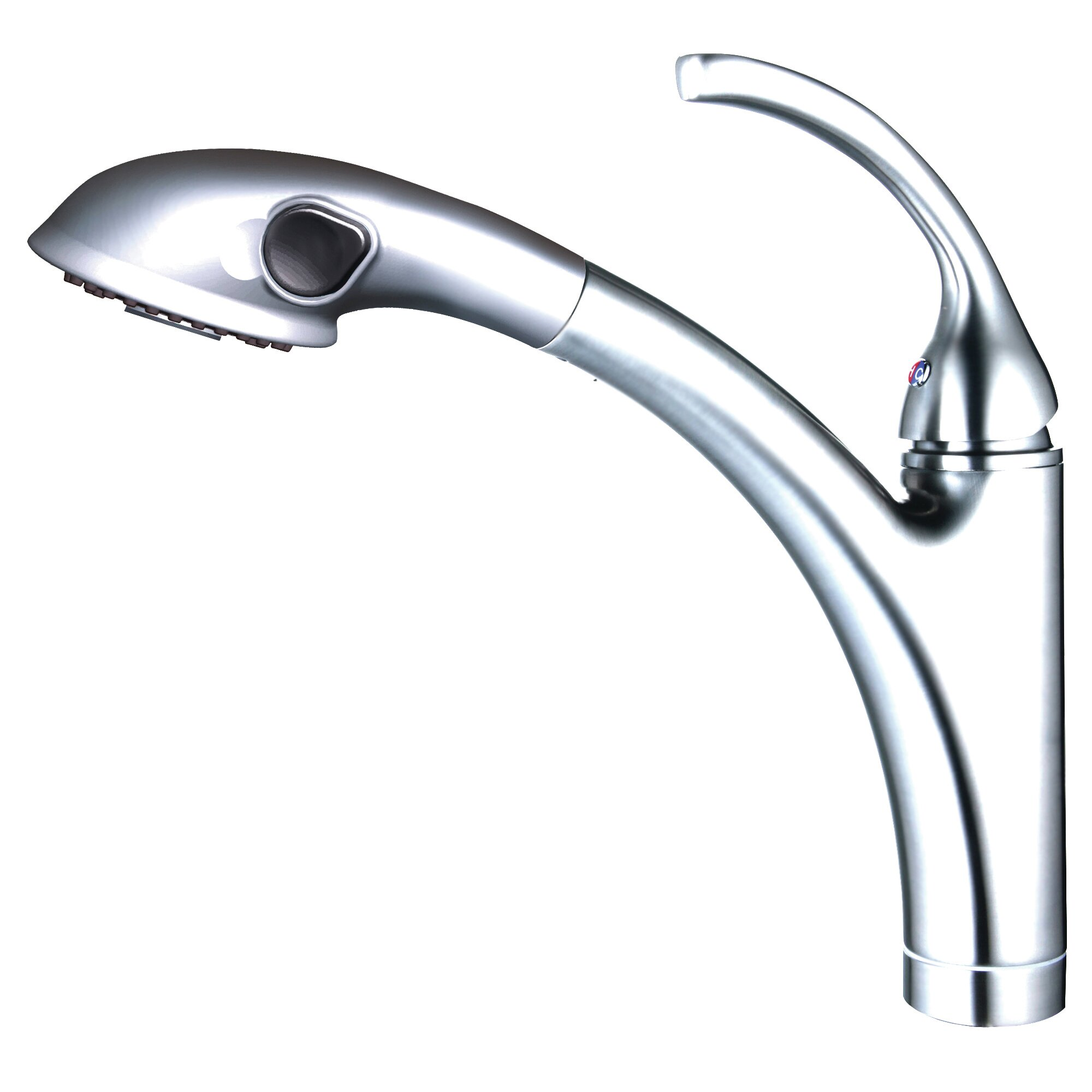 yosemite home decor single handle kitchen faucet with pull