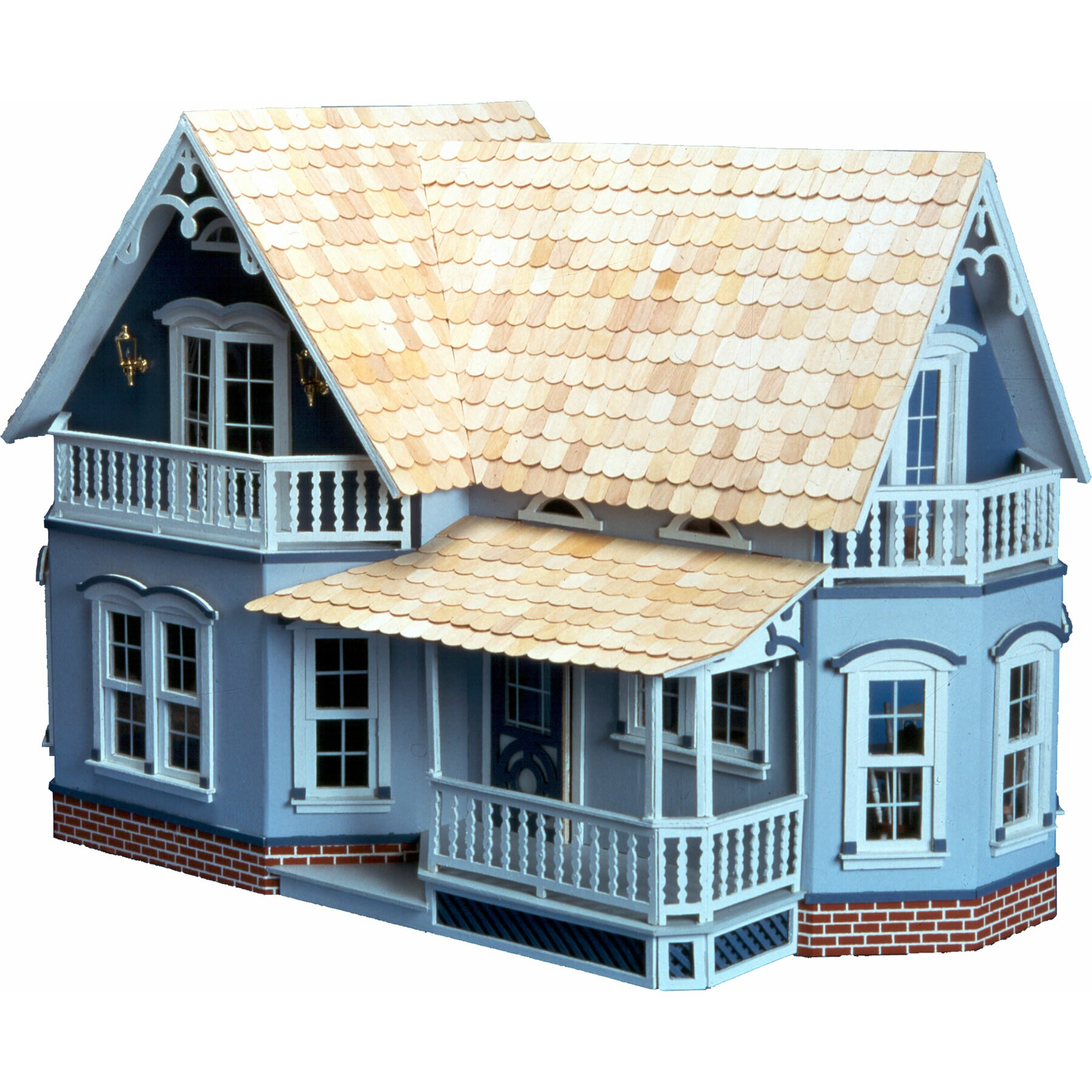 Greenleaf Dollhouses Magnolia Dollhouse & Reviews