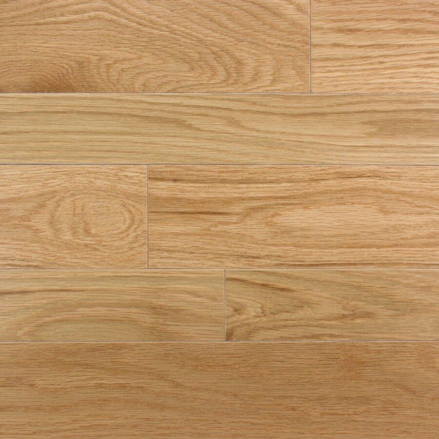 "Natural White Oak Flooring: Homestyle 3-1/4"" Solid White Oak Hardwood Flooring In"