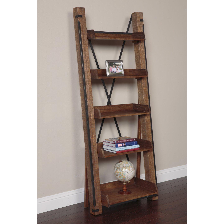 American Furniture Classics Industrial Open Shelf 81