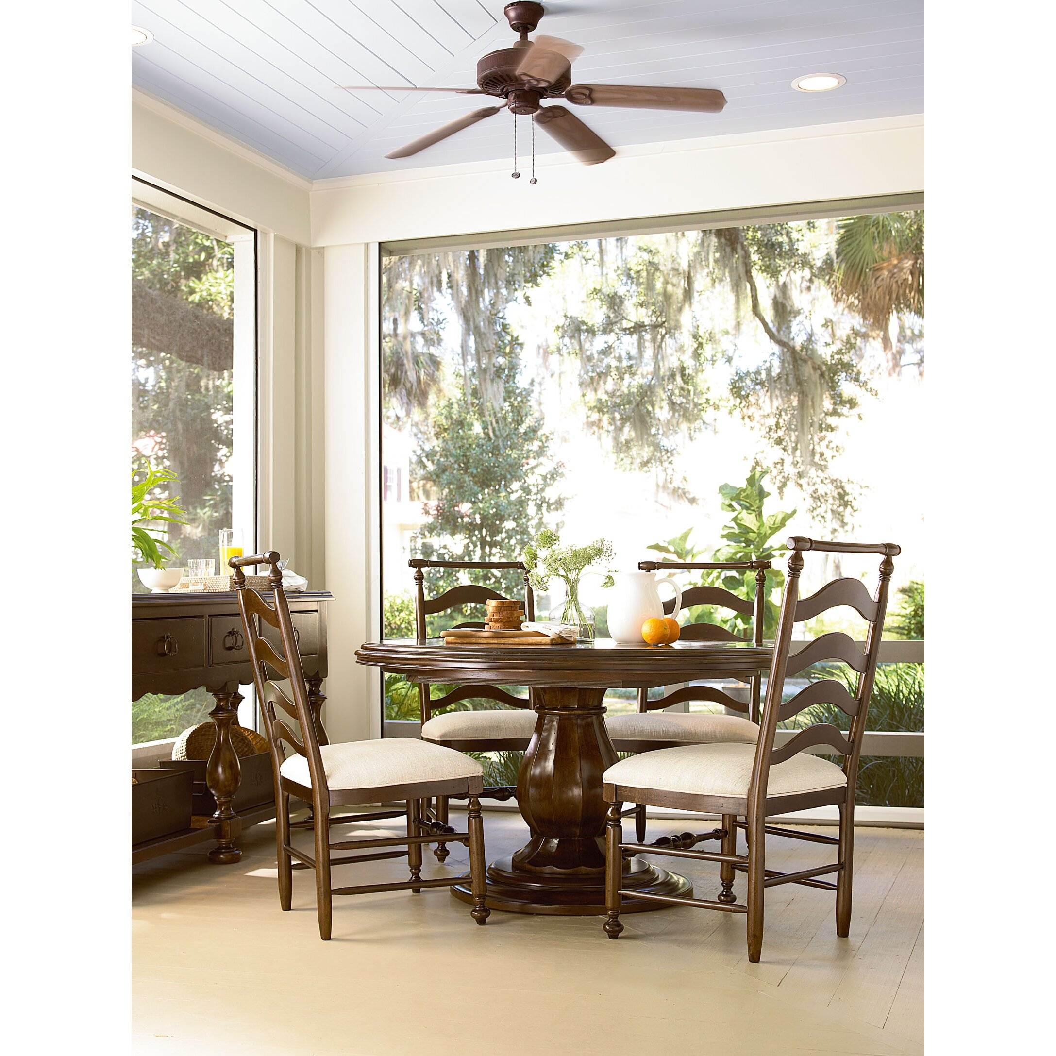 Paula Deen Dining Room Table: Paula Deen Home River House Dining Table & Reviews