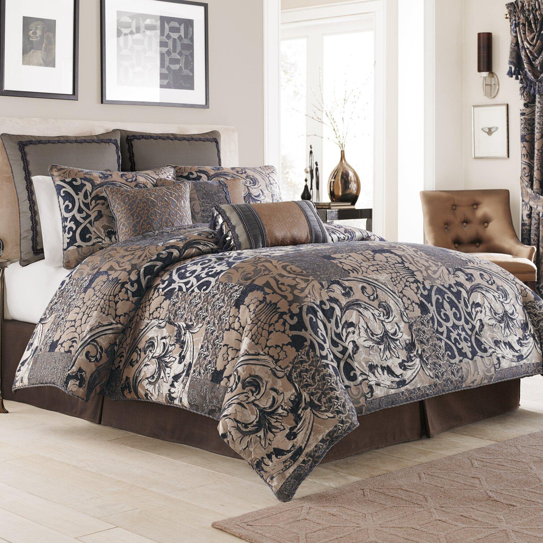 Croscill Ryland 3 Piece Comforter Set amp Reviews Wayfair : Croscill Ryland Comforter Set 2A0 00 from www.wayfair.com size 1500 x 1500 jpeg 802kB