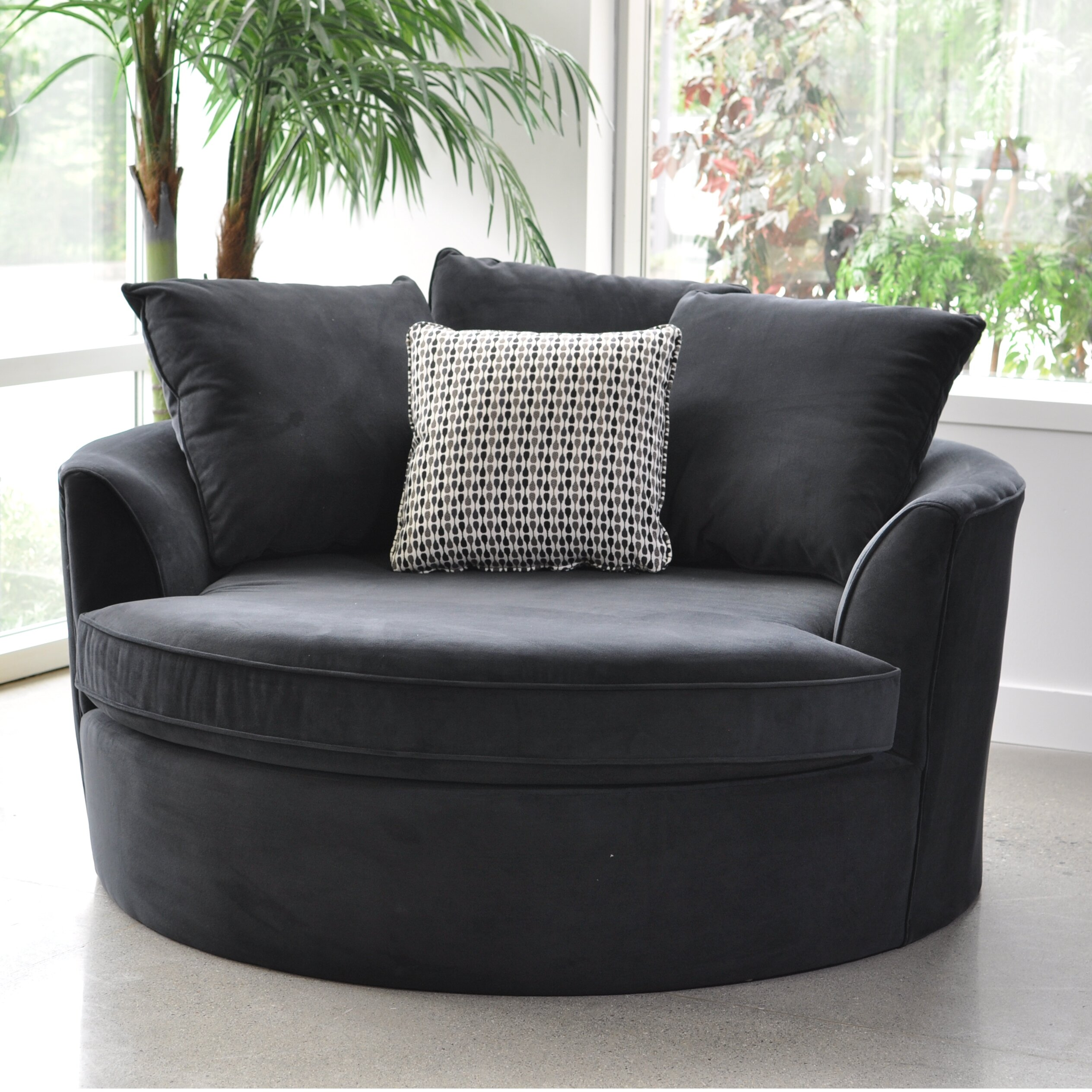 Sofas To Go Cuddler Barrel Chair Amp Reviews Wayfair