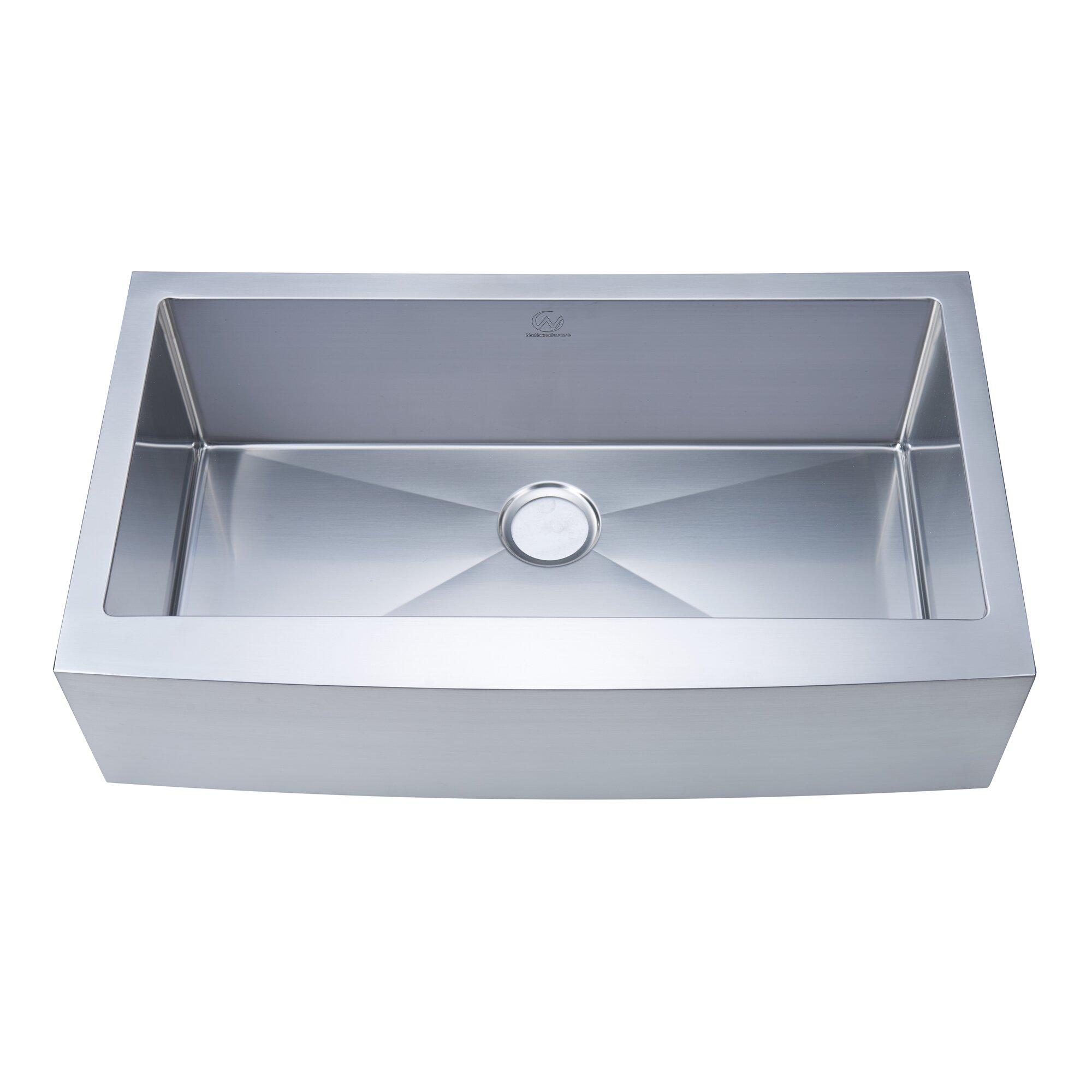 Apron Sink 36 : Stufurhome 36