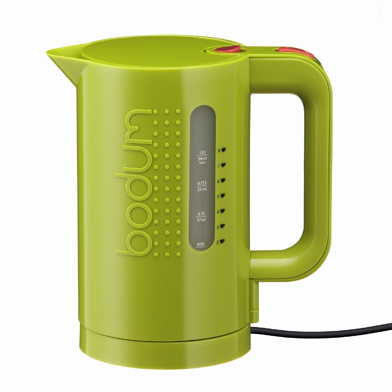 Bodum Bistro Electric Water Kettle Amp Reviews Wayfair
