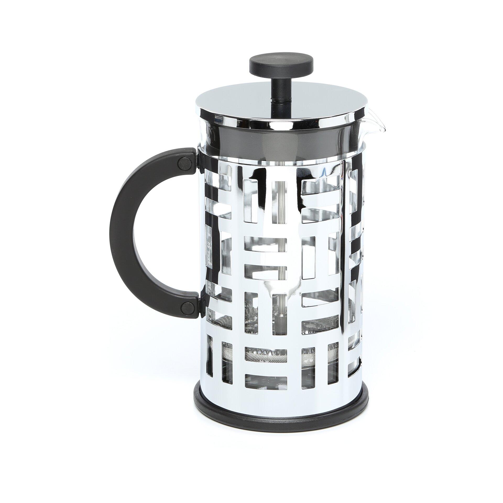bodum eileen french press coffee maker reviews wayfair. Black Bedroom Furniture Sets. Home Design Ideas