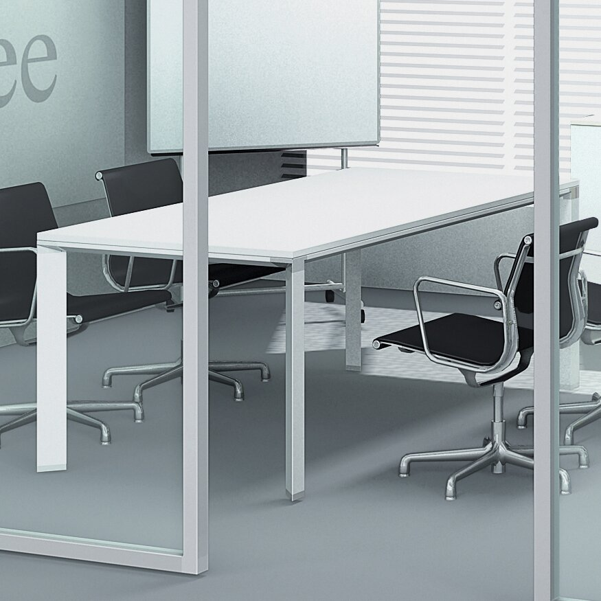 jesper office 500 collection 6 39 rectangular conference