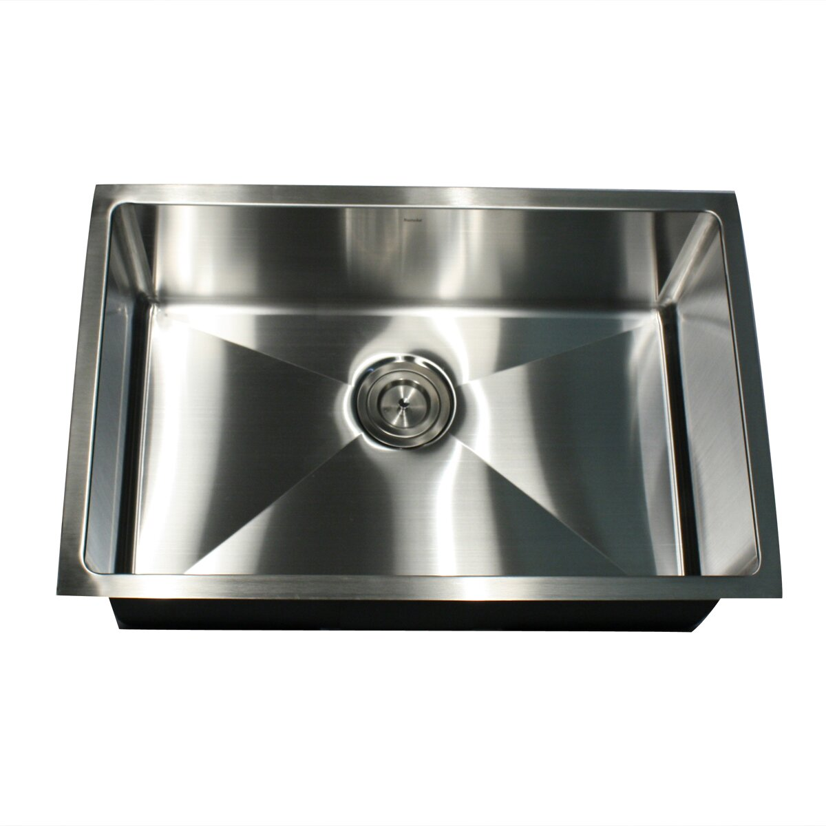 kitchen sink phrase nantucket sinks pro series 28 quot x 18 quot rectangle undermount 2818