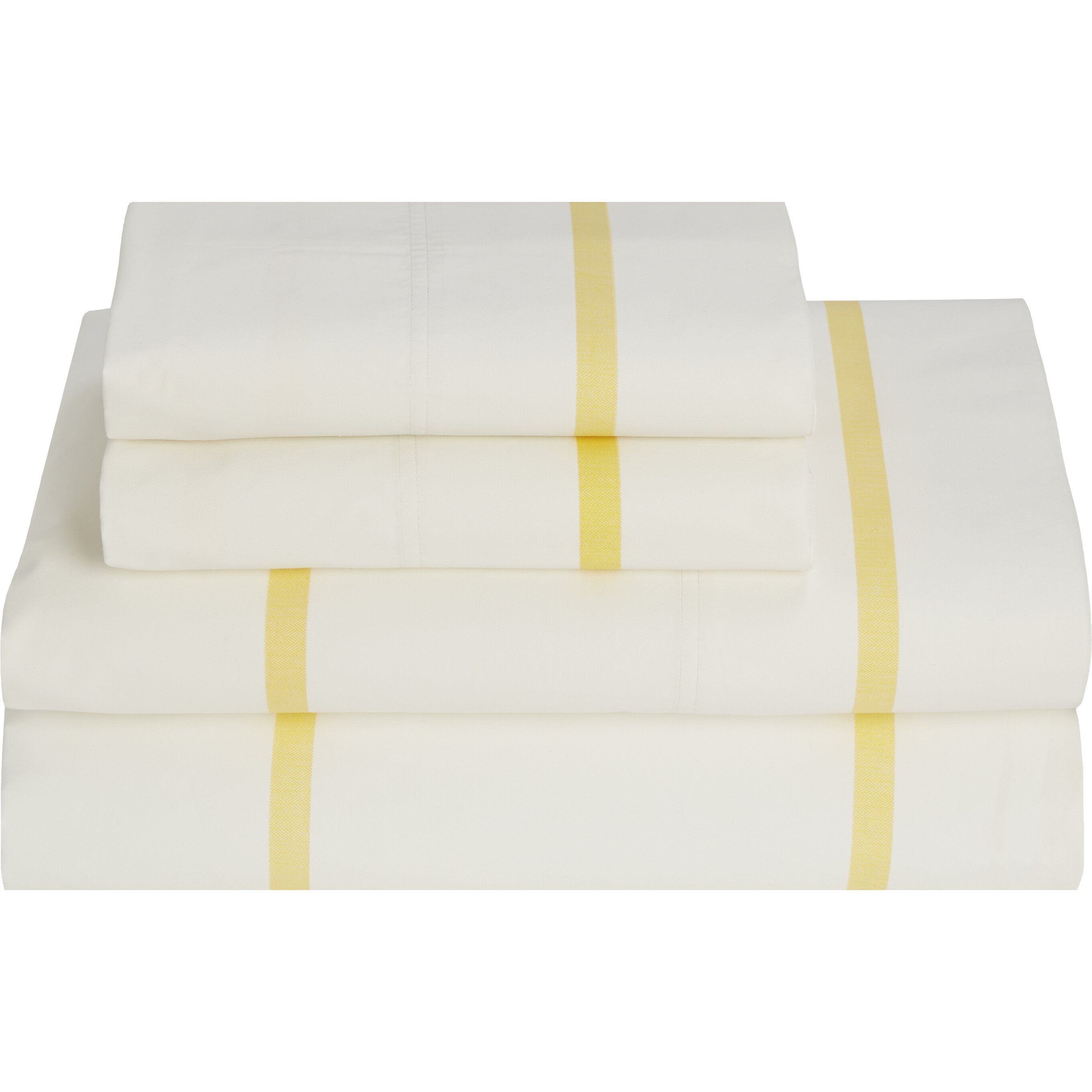 Tommy hilfiger high sierra stripe 180 thread count queen for High thread count sheets