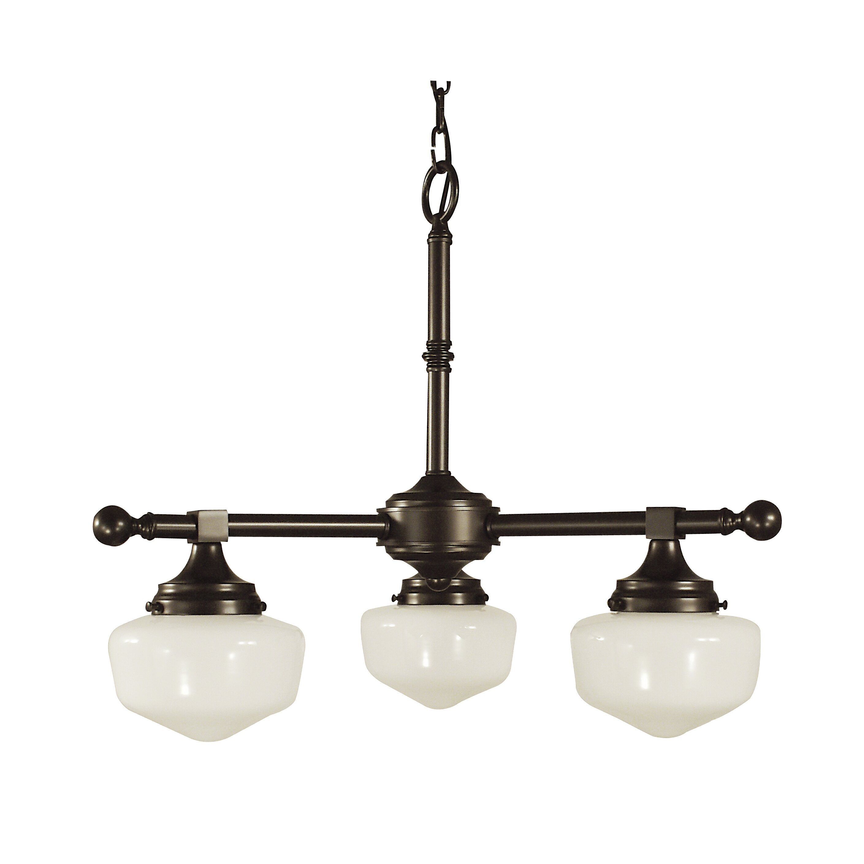 Framburg taylor 3 light kitchen island pendant reviews for Kitchen island lighting pendants