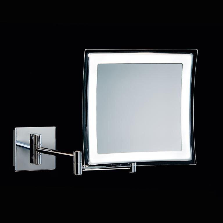Ws Bath Collections Spiegel Battery Operated Makeup Mirror Reviews Wayfair