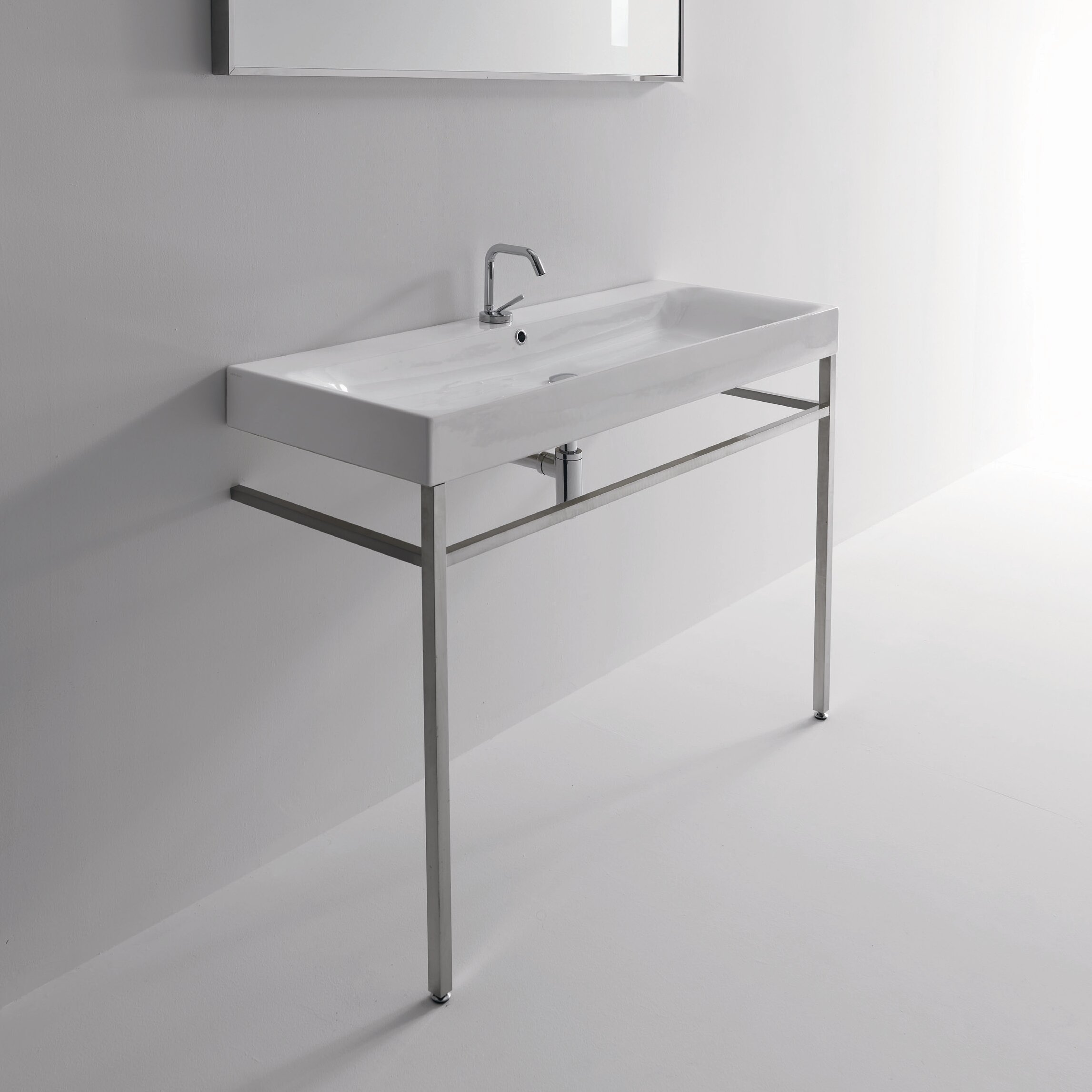 Kerasan Cento Free Standing Bathroom Sink