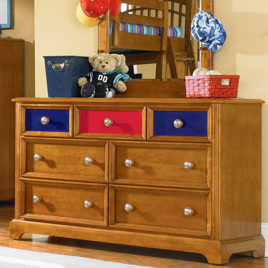 Build A Bear By Pulaski Bearific 7 Drawer Dresser Pictures to pin on ...