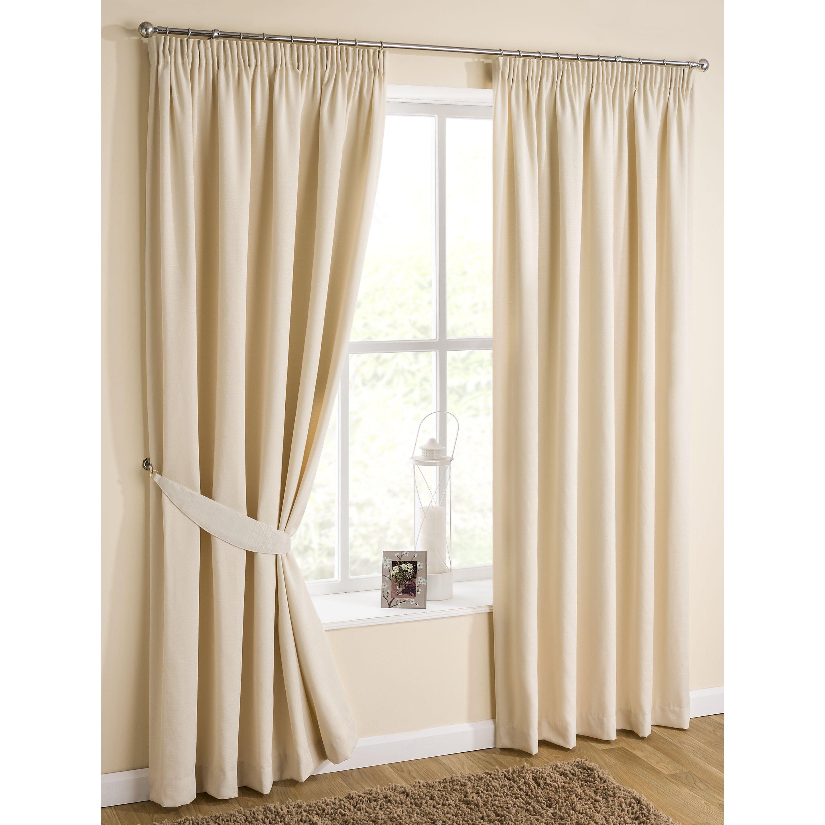 home essence urban curtain panel reviews wayfair uk