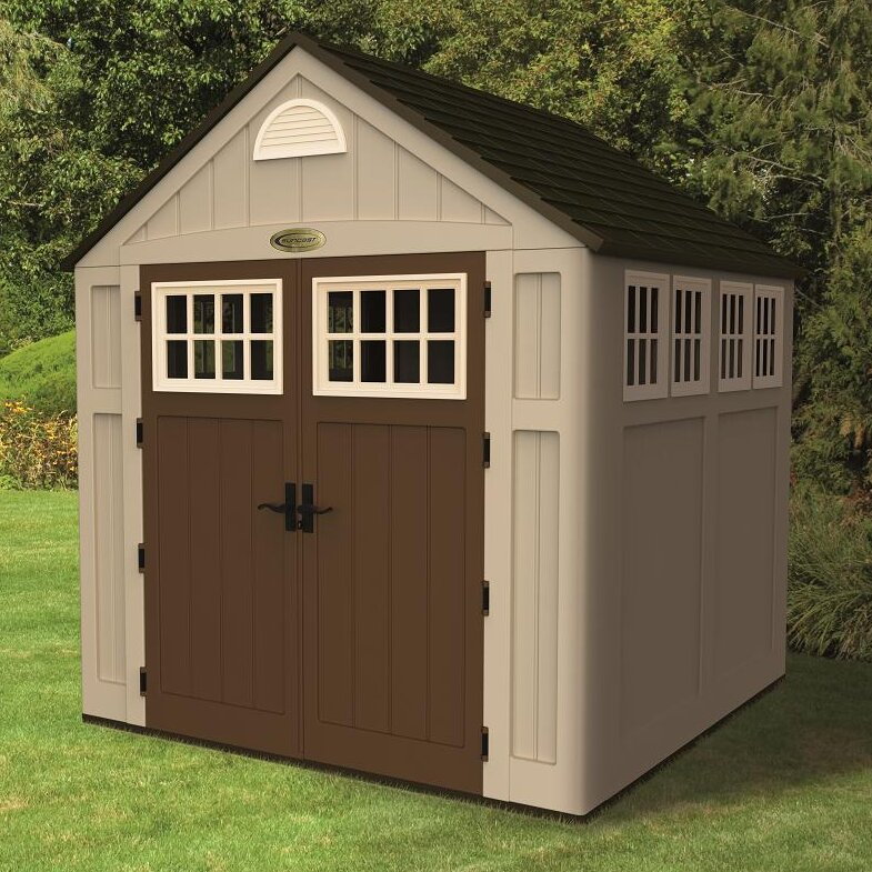 resin storage sheds reviews 2