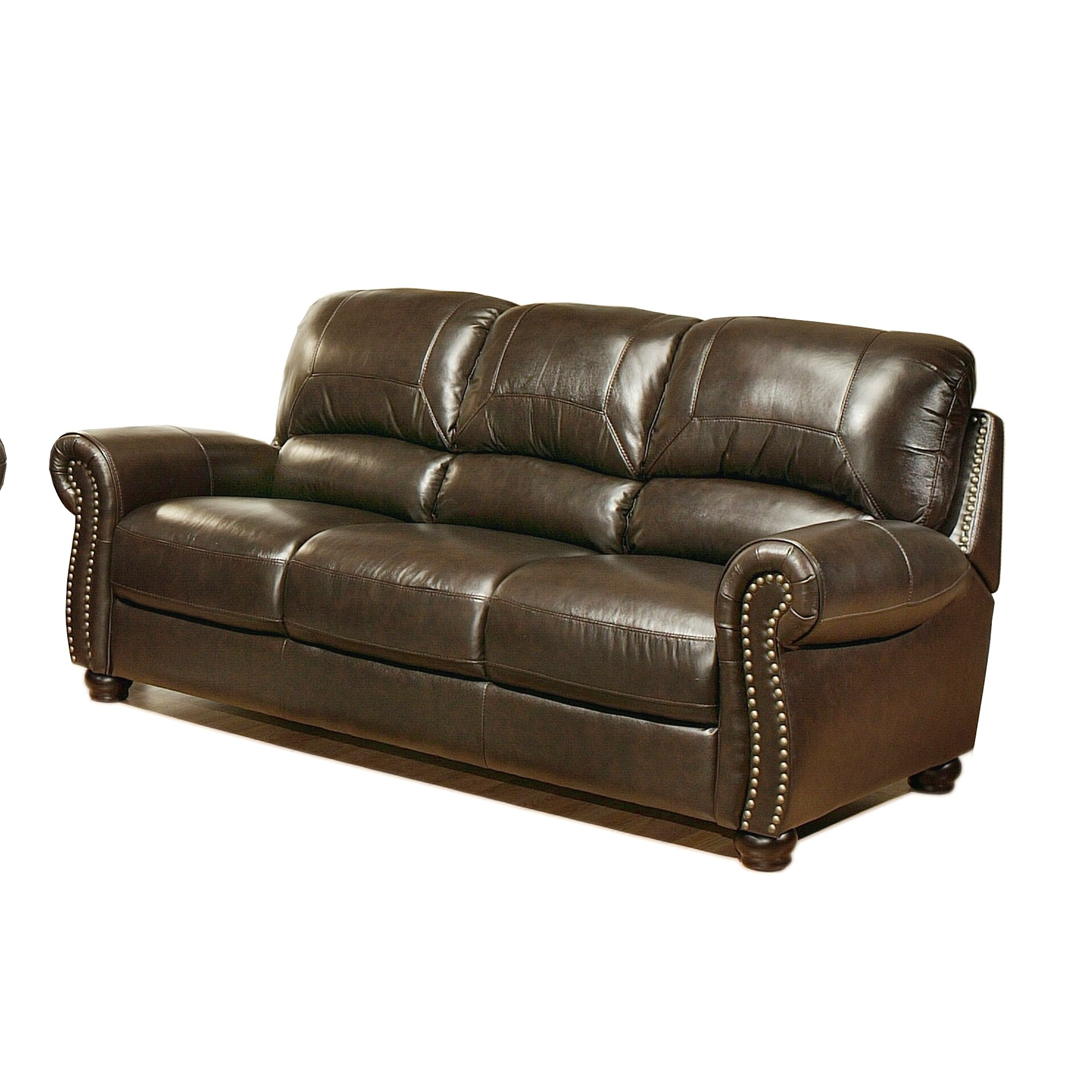 Abbyson Leather Sofa Reviews Leather Sofa Guide Furniture Reviews Guides And Tips Thesofa