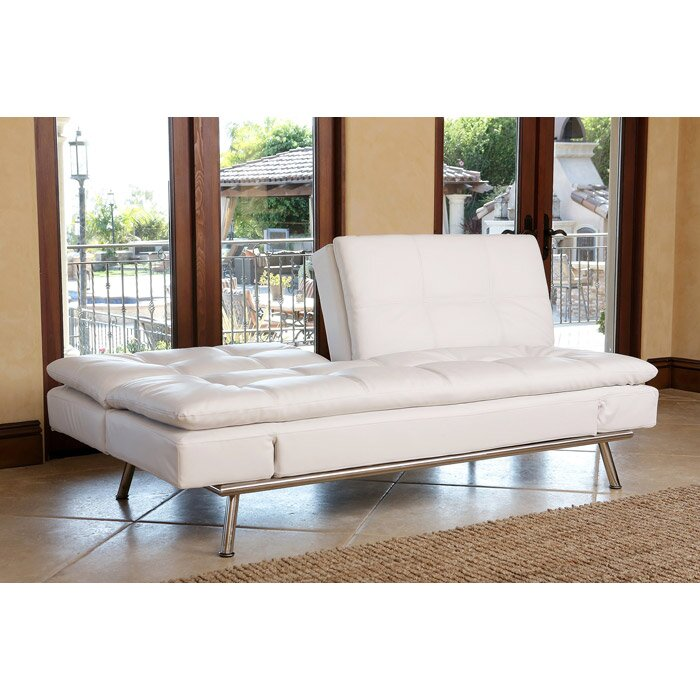 Abbyson Living Clarence Sofa Reviews Wayfair