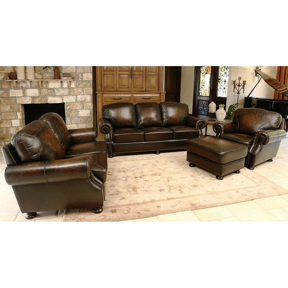 Abbyson Living Furniture Reviews : Abbyson Living Sienna Sofa & Reviews  Wayfair