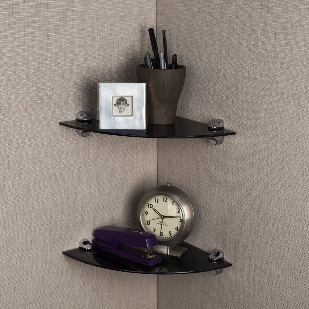 Danyab corner shelf reviews wayfair - Danya b corner shelf ...