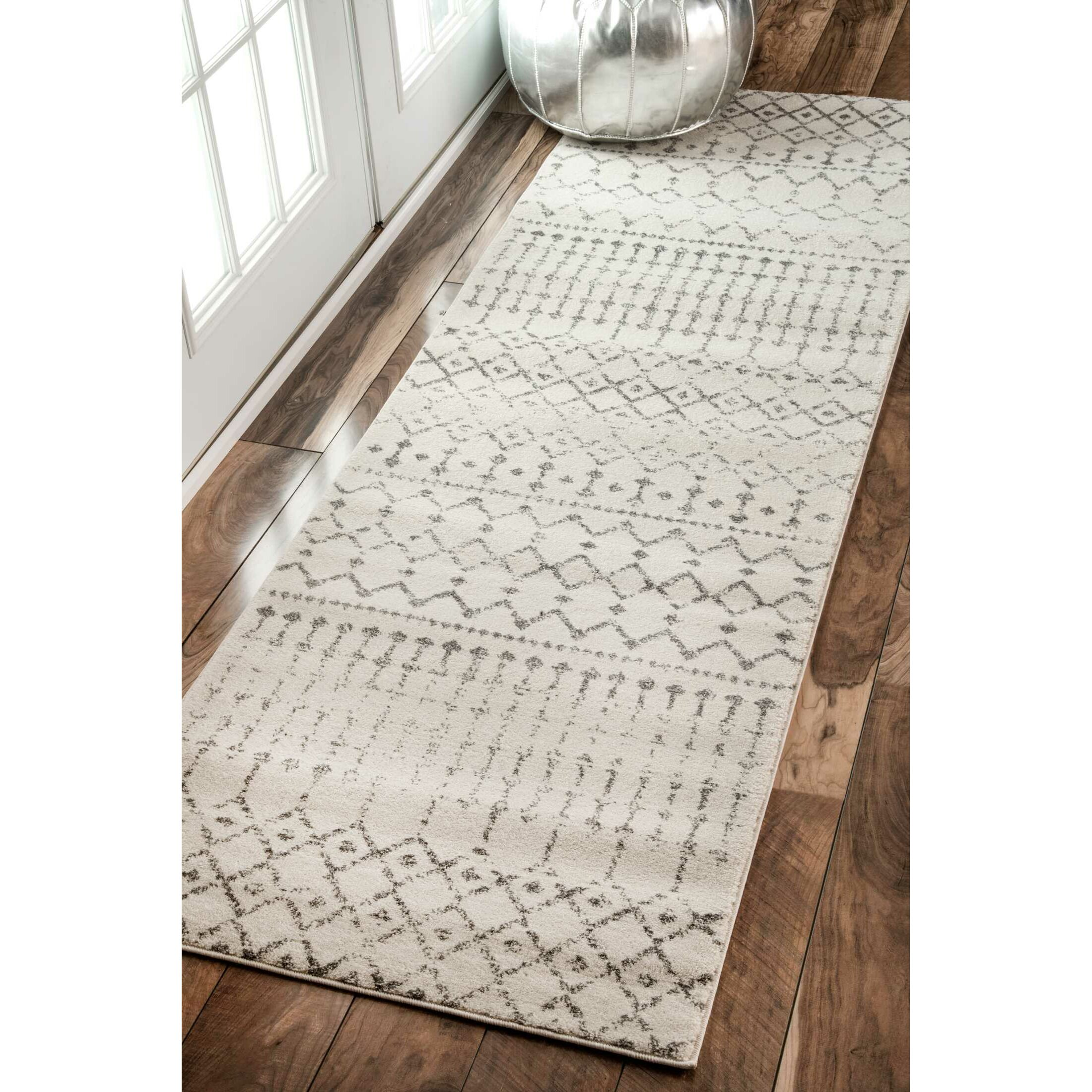 Nuloom Blythe Gray Area Rug Amp Reviews Wayfair
