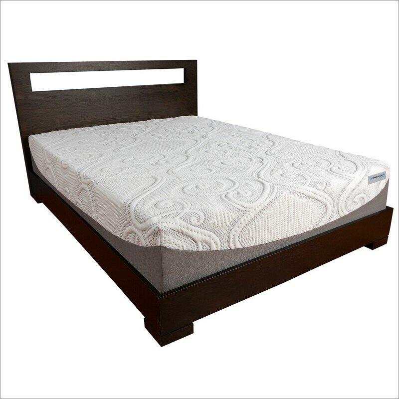 hybrid 12 39 39 memory foam mattress wayfair. Black Bedroom Furniture Sets. Home Design Ideas