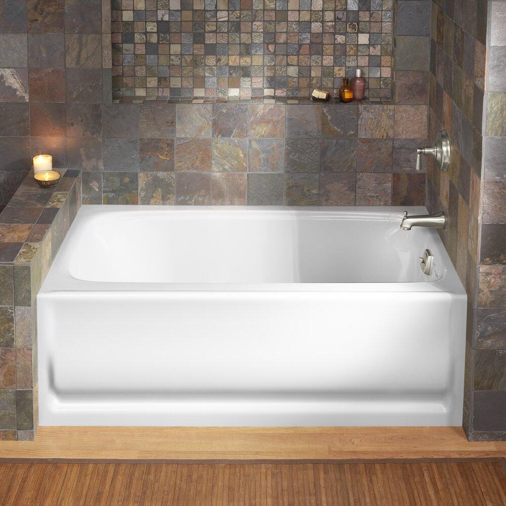 Bathtub Kohler : Home Improvement Bathroom Fixtures ... Kohler Part #: K-1150-RA SKU ...