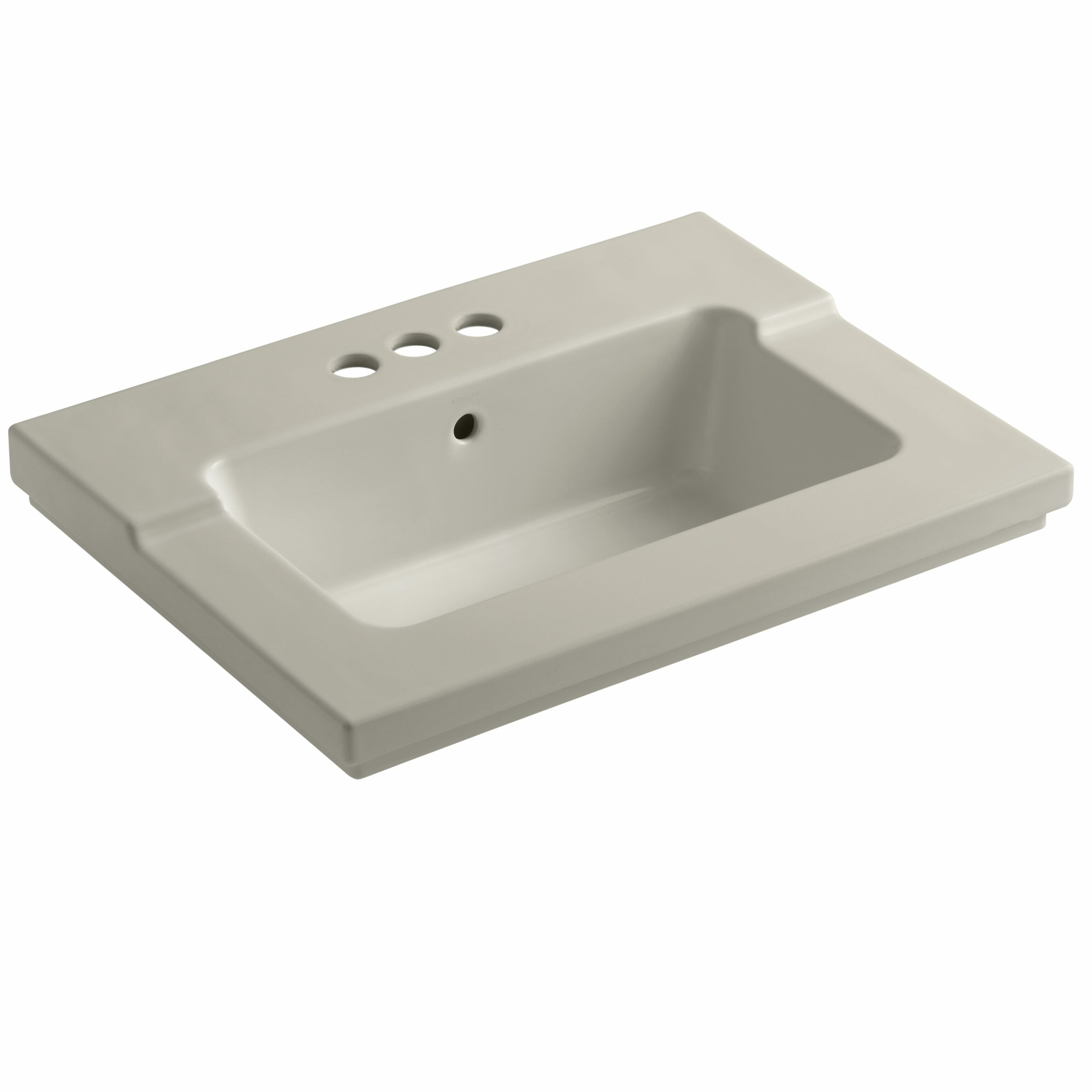 Kohler Tresham Vanity Top Sink by Kohler Tresham Vanity Top Bathroom  Sink With Centerset. 20    Kohler Tresham Vanity Top Sink     Plumbing Amp Hardware